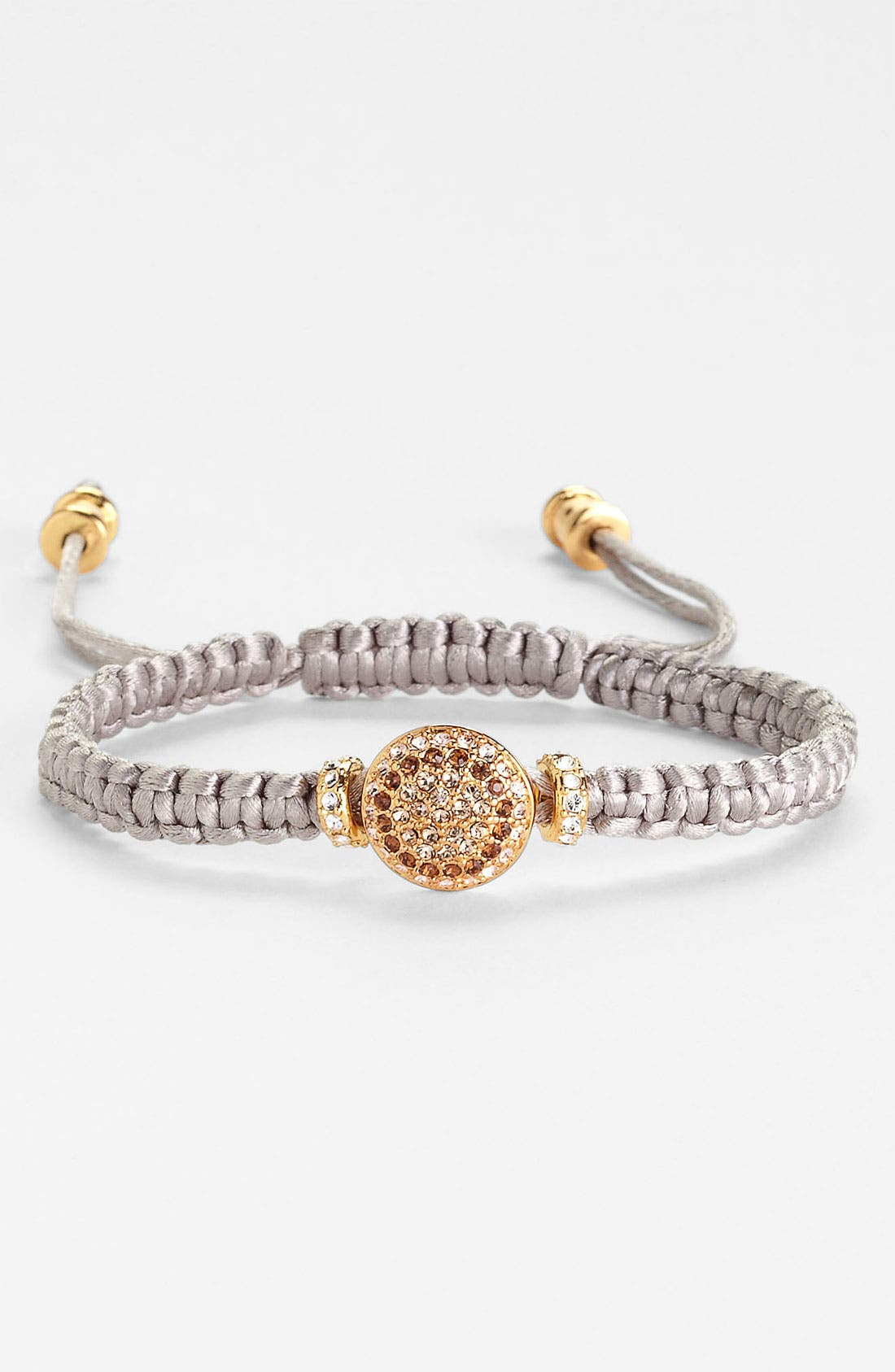 Alternate Image 1 Selected - Vince Camuto Macramé Bracelet