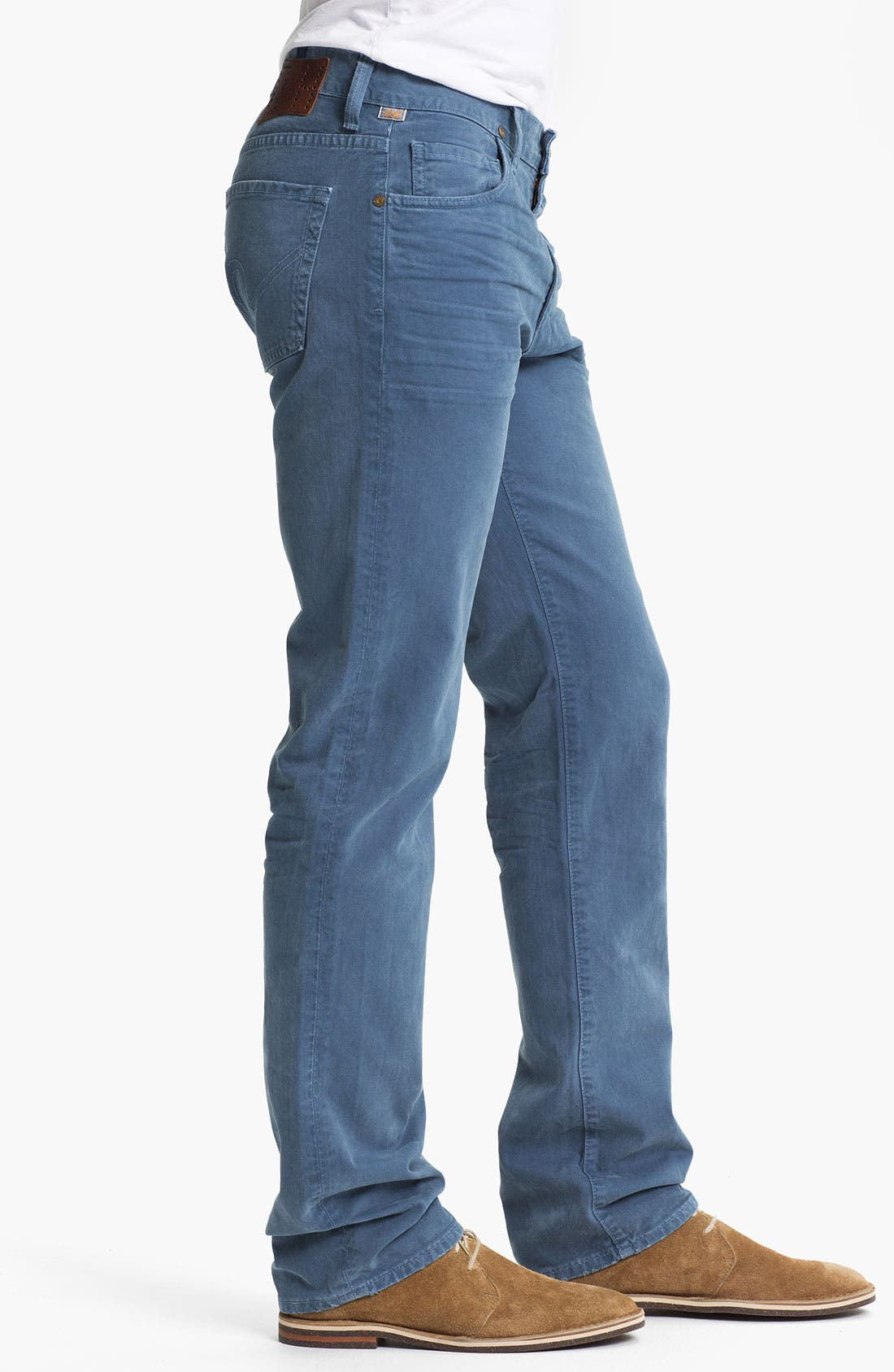 Alternate Image 3  - Citizens of Humanity 'Sid' Straight Leg Jeans (Spruce) (Online Only)