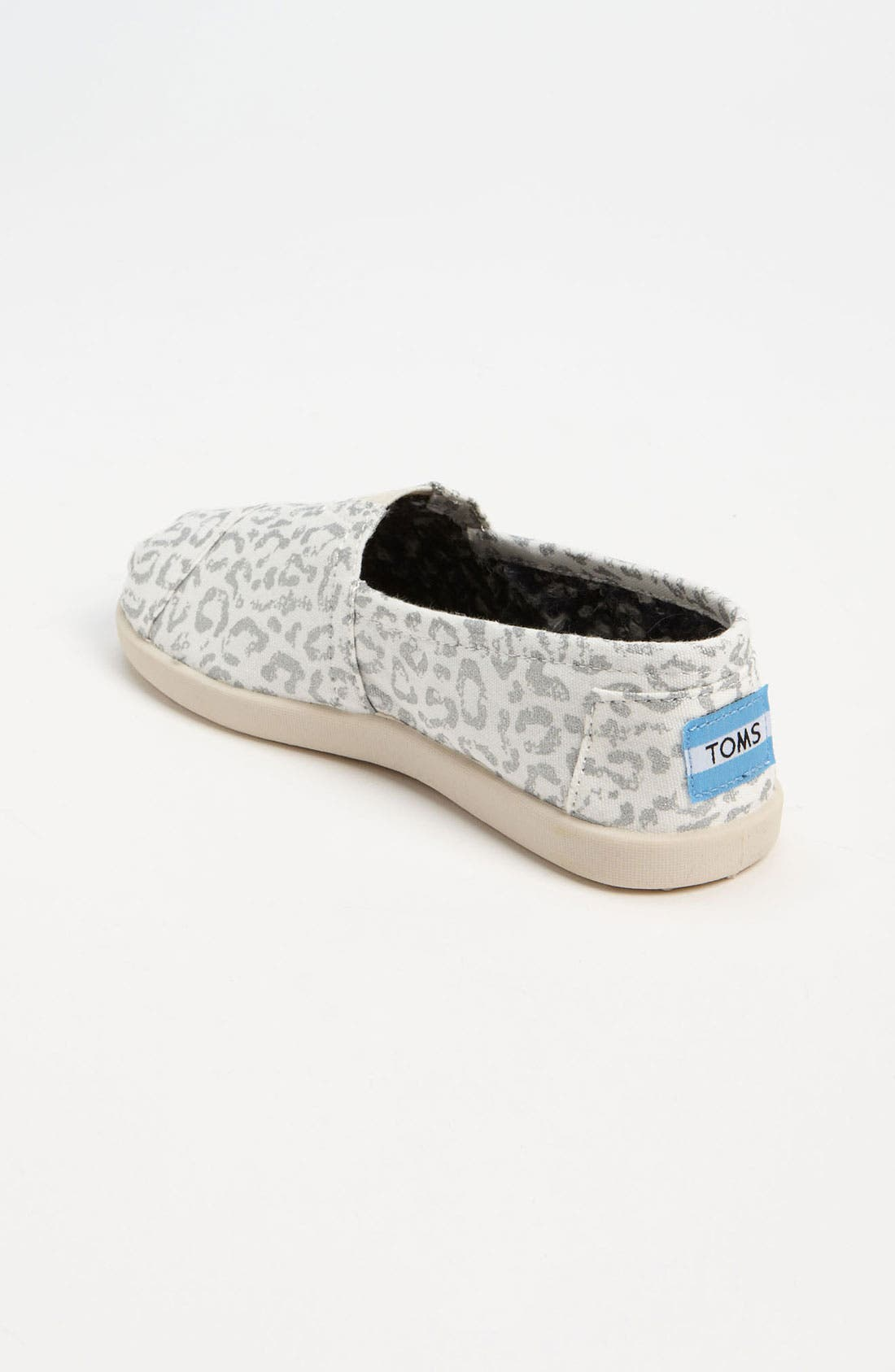 Alternate Image 2  - TOMS 'Classic Youth - Earthwise Leopard' Slip-On (Toddler, Little Kid, Big Kid)