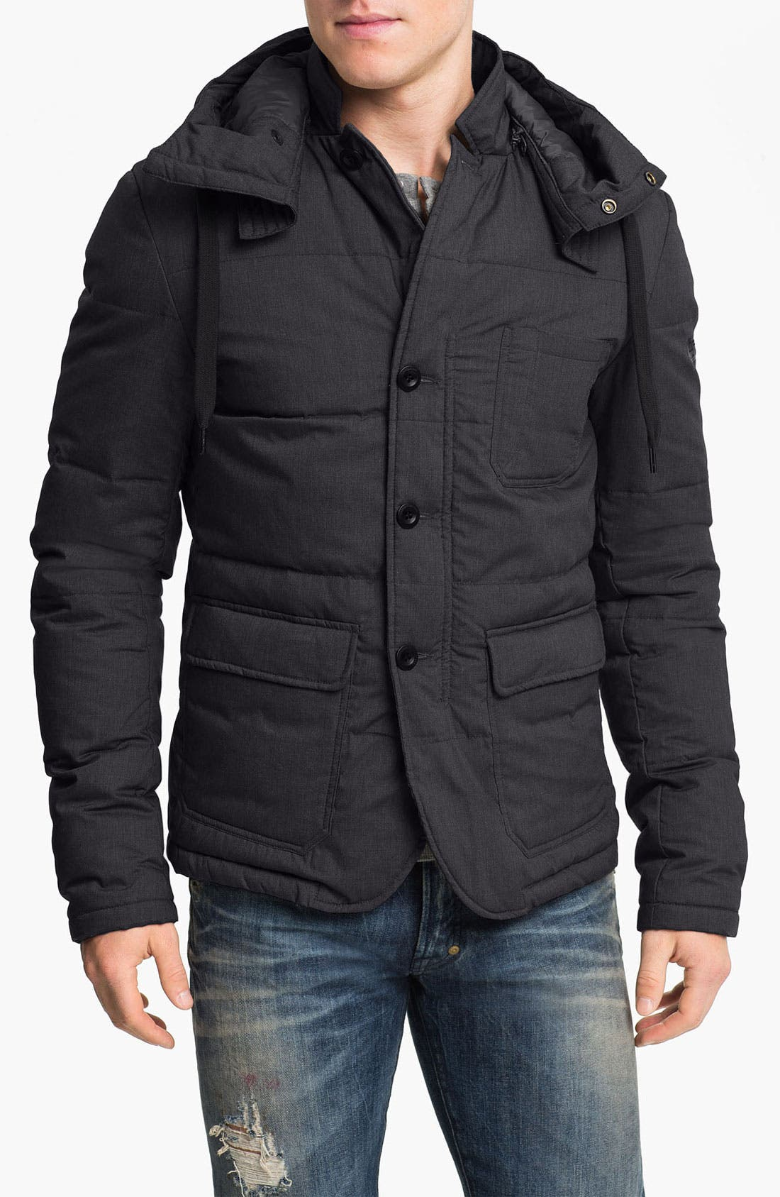 Alternate Image 1 Selected - DIESEL® 'Walliope' Jacket