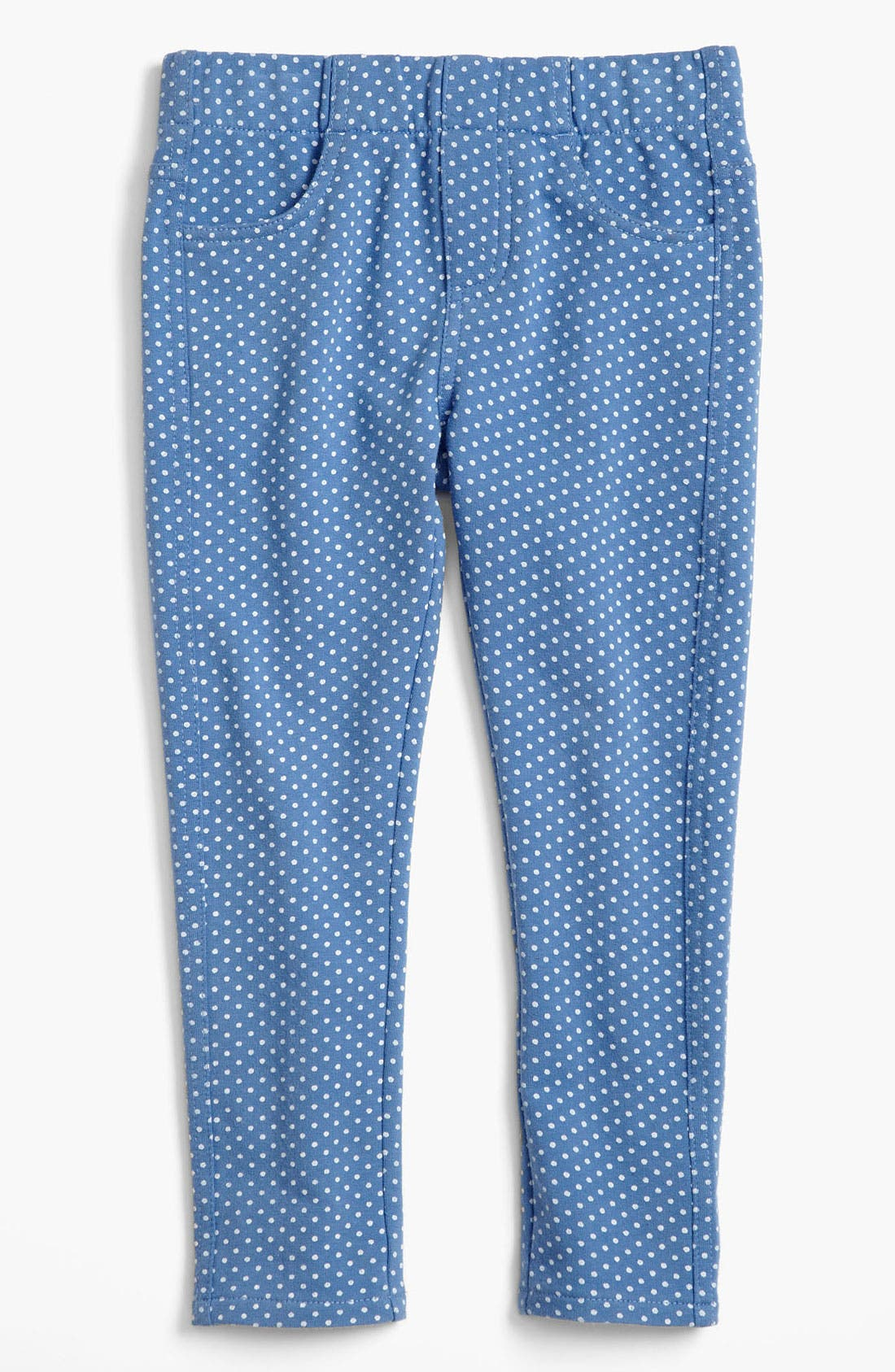 Main Image - Tucker + Tate 'Sadie' Print Jeggings (Toddler Girls)