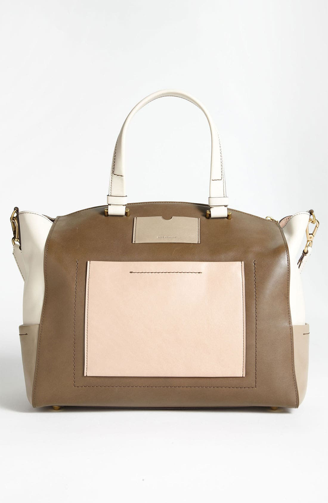 Alternate Image 4  - Reed Krakoff 'Uniform' Leather Tote