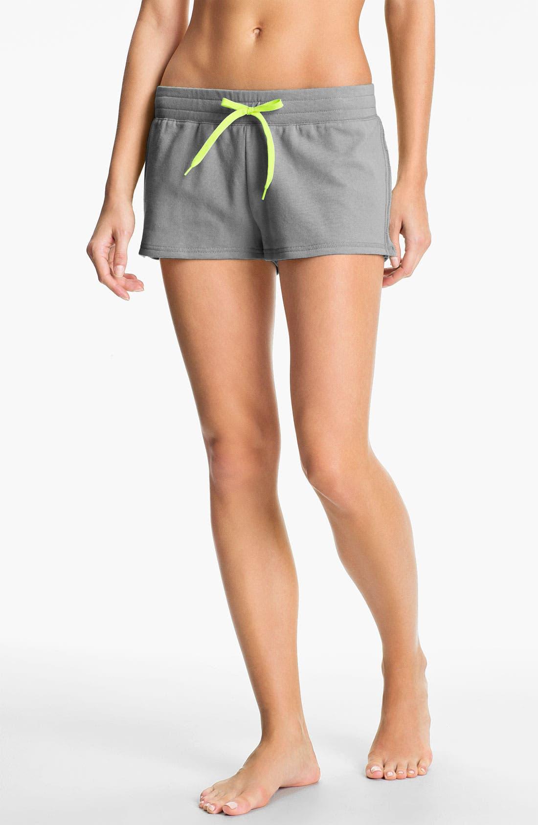 Alternate Image 1 Selected - Steve Madden Knit Lounge Shorts