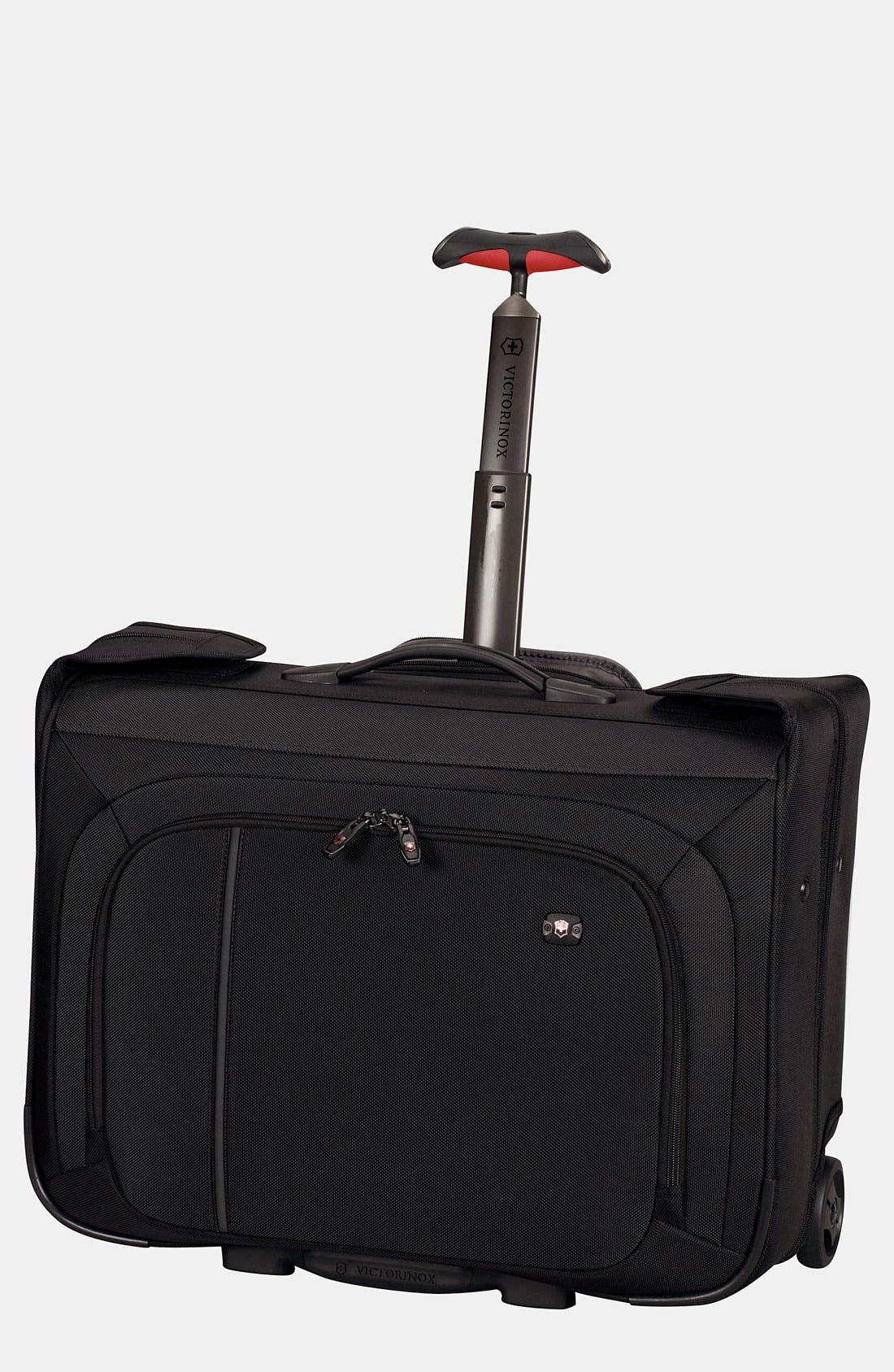 Alternate Image 1 Selected - Victorinox Swiss Army® East/West Rolling Garment Bag