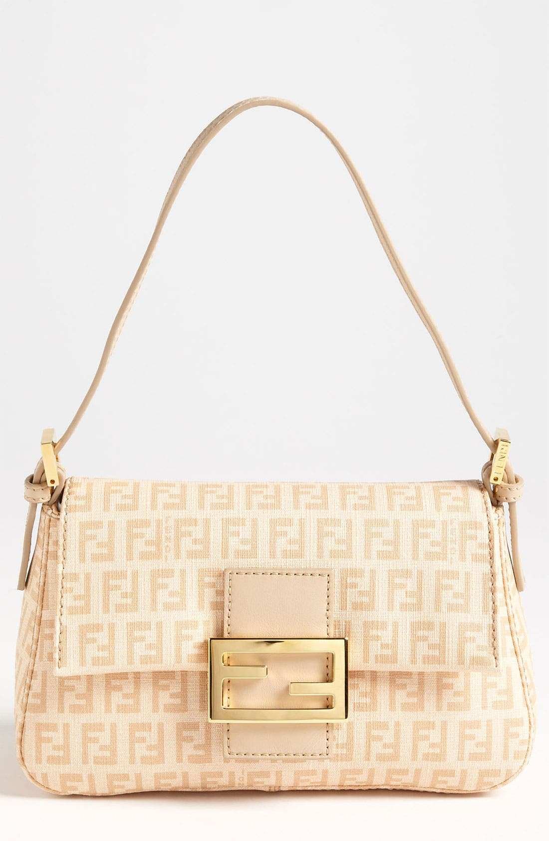 Alternate Image 1 Selected - Fendi 'Forever Mamma - Mini' Shoulder Bag