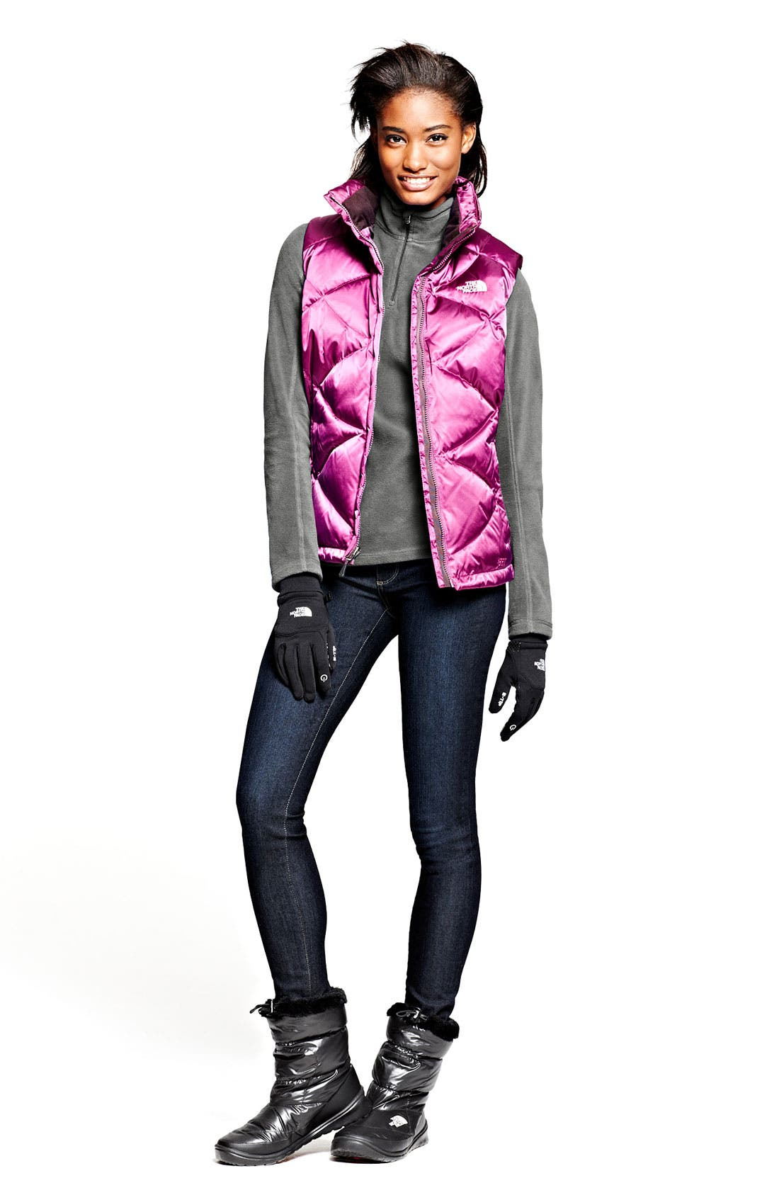 Alternate Image 6  - The North Face 'Aconcagua' Down Vest