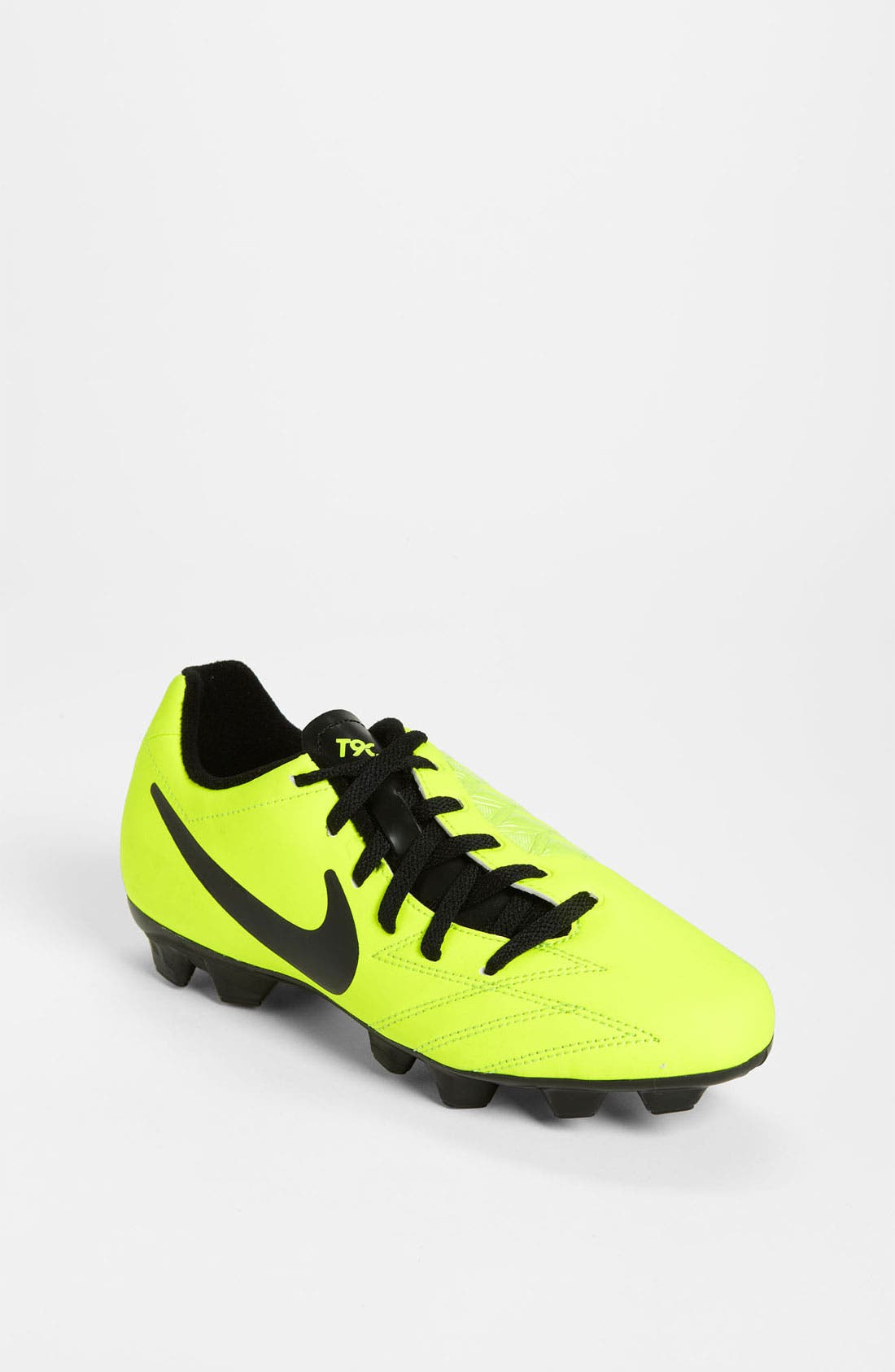 Alternate Image 1 Selected - Nike 'T-90 Shoot IV' Soccer Cleat (Toddler, Little Kid & Big Kid)