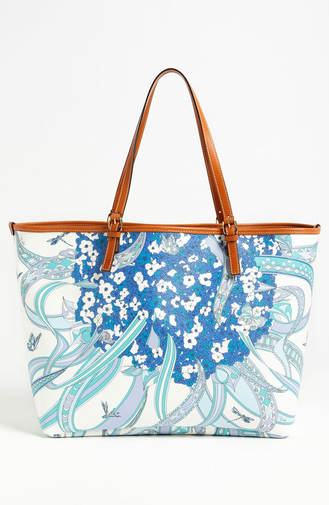 Alternate Image 4  - Emilio Pucci 'Large' Shopper