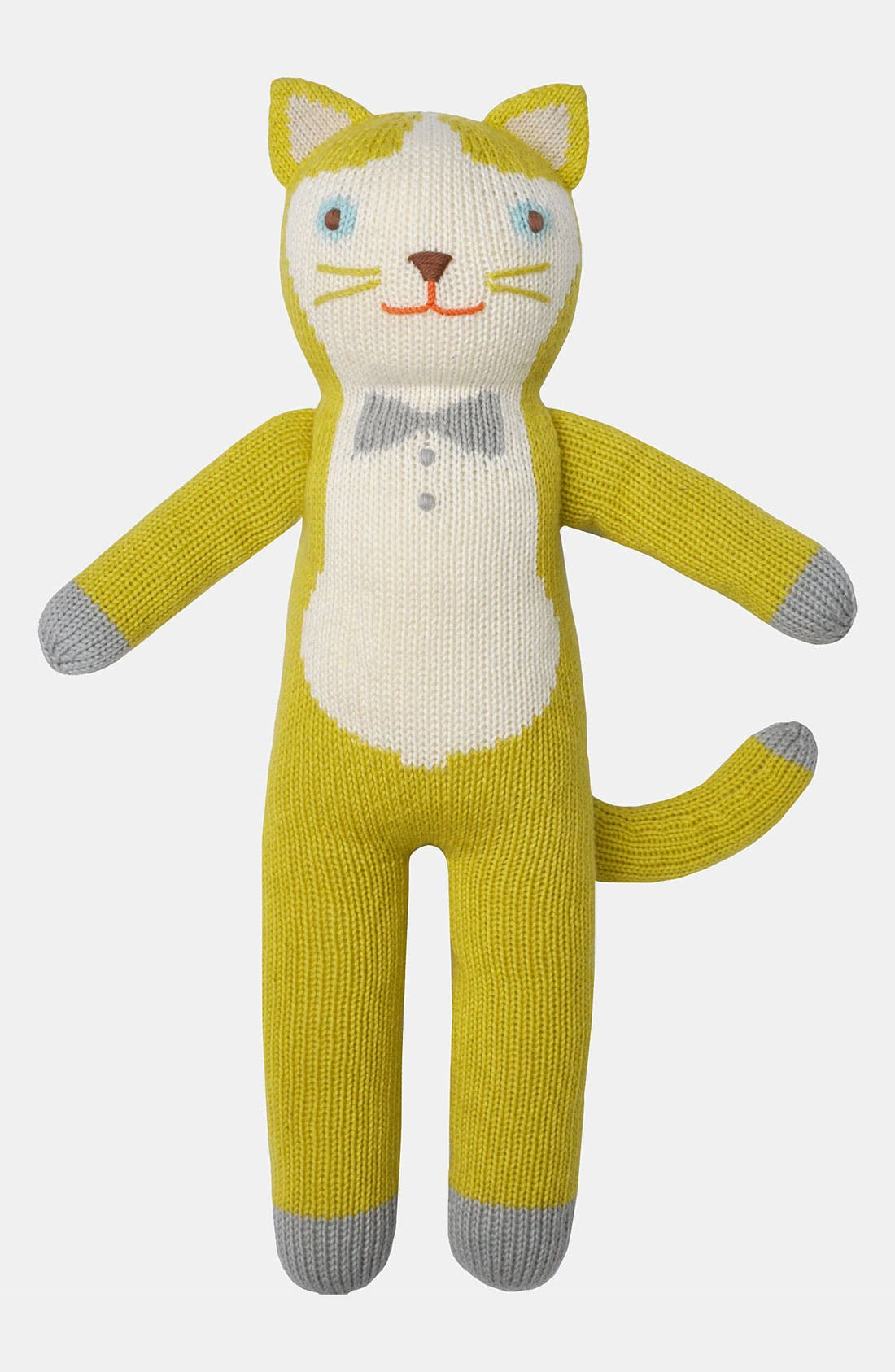 Alternate Image 1 Selected - Blabla 'Theo the Cat' Knit Doll