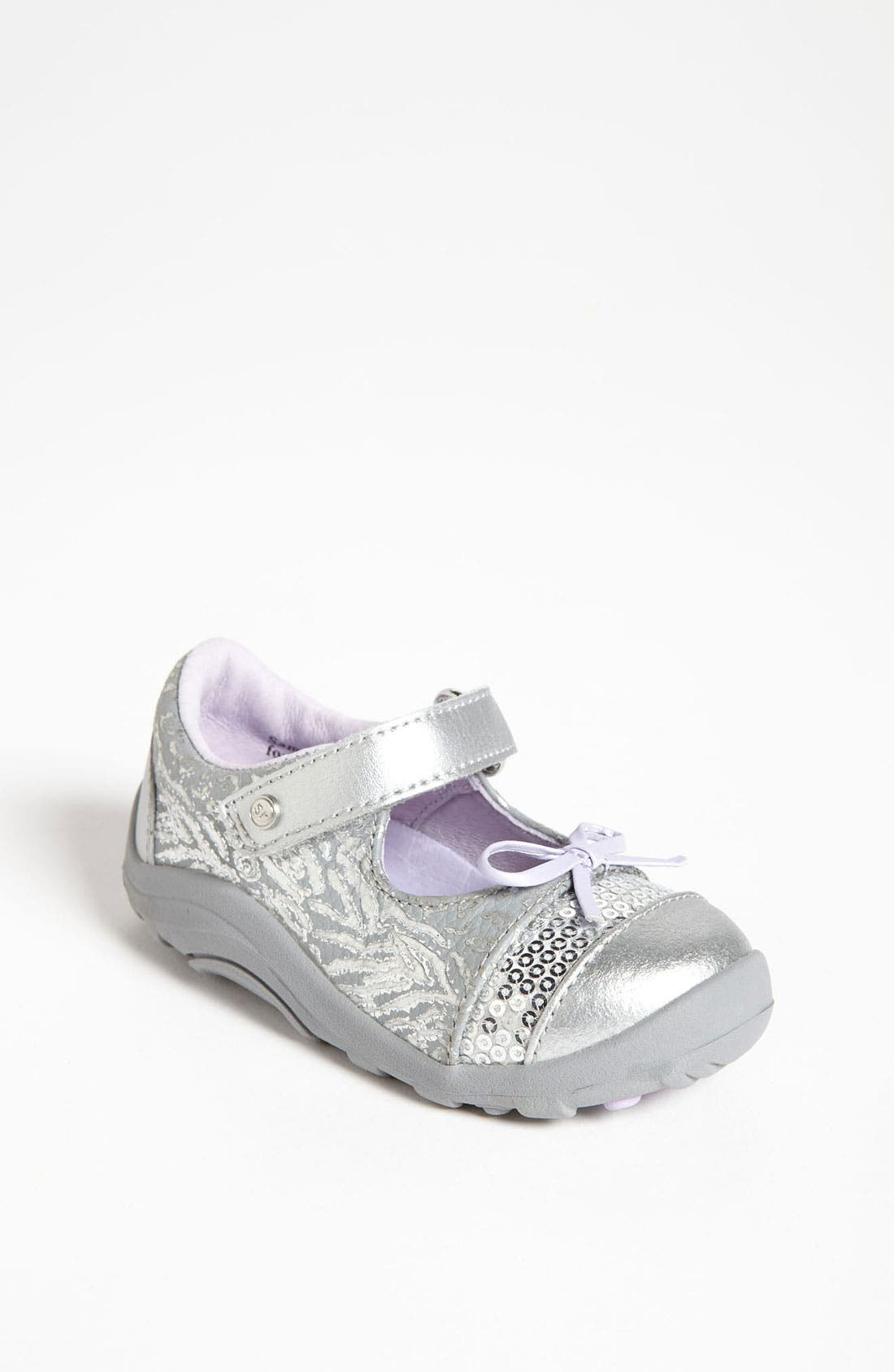 Alternate Image 1 Selected - Stride Rite 'Willow' Mary Jane (Baby, Walker & Toddler)