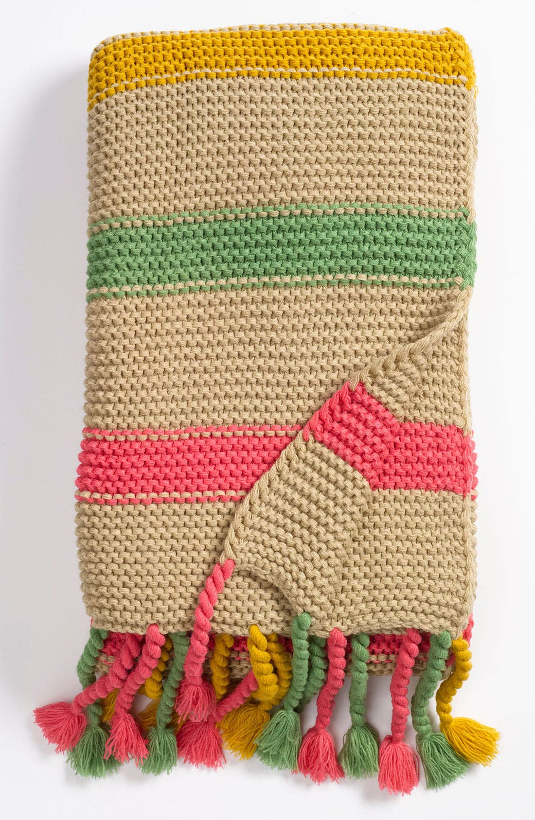Main Image - Nordstrom at Home 'Color Play' Knit Throw