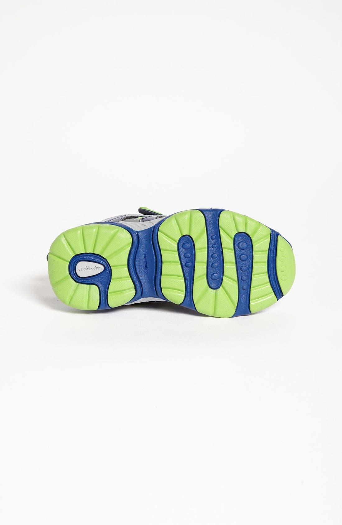 Alternate Image 4  - Stride Rite 'Thorpe' Sneaker (Toddler)