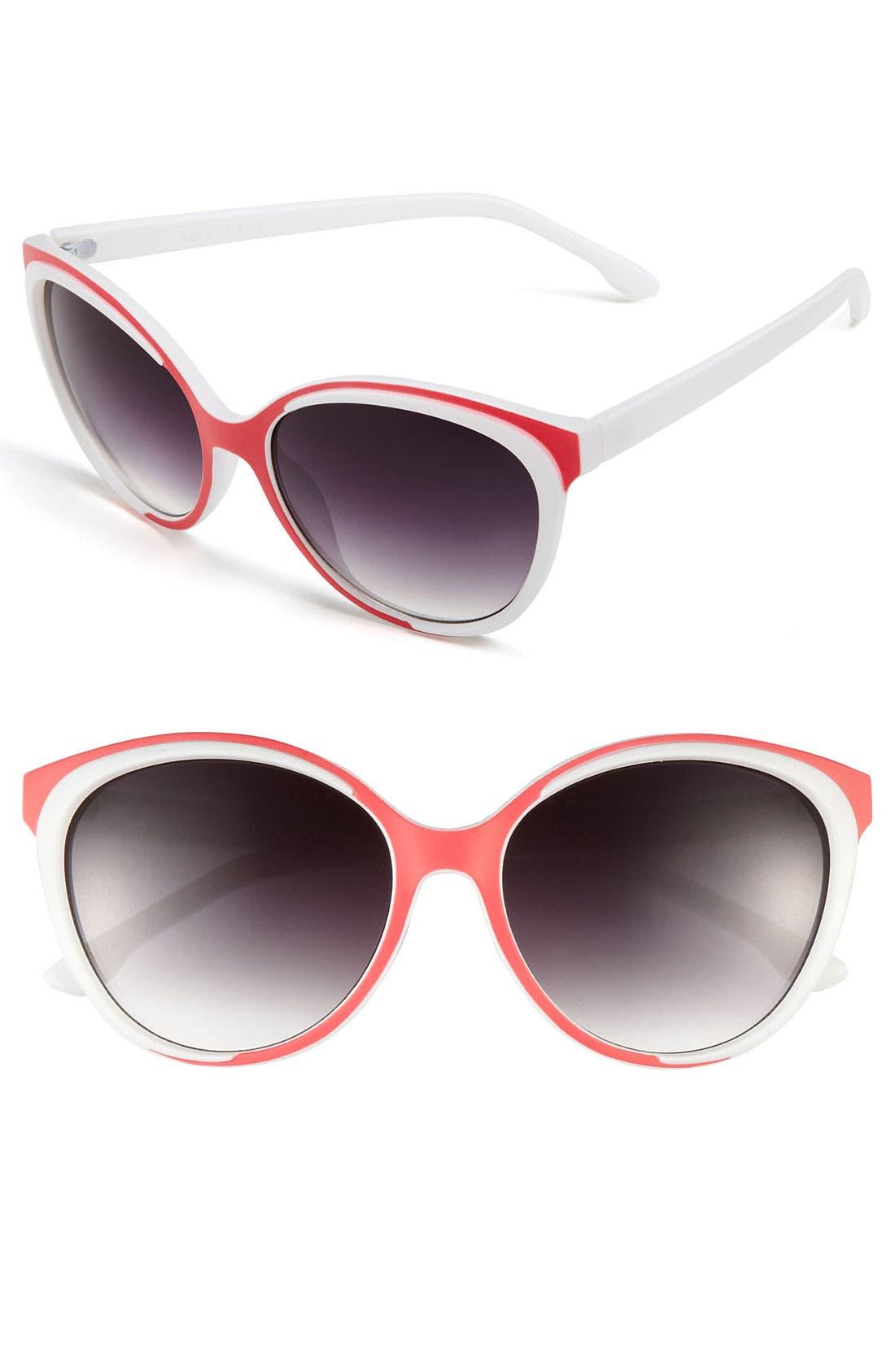 Main Image - FE NY 'Lava' Sunglasses