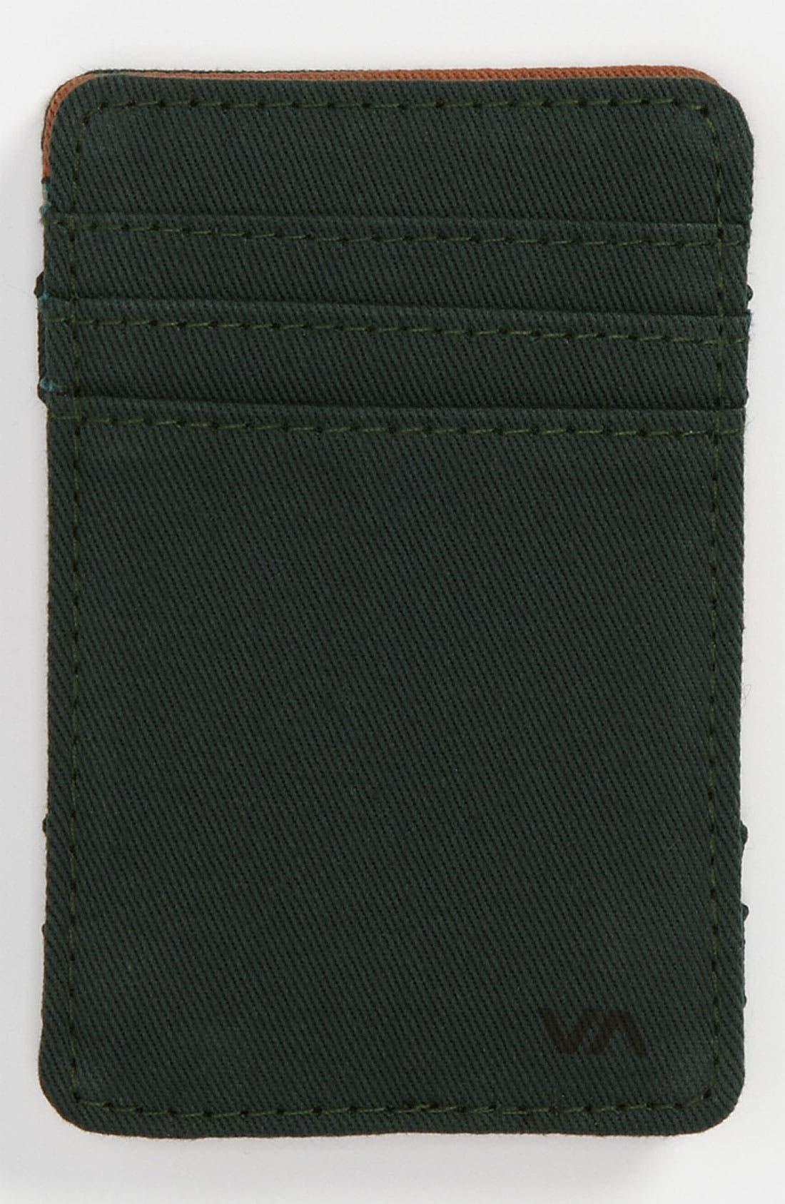 Alternate Image 2  - RVCA 'Magic Lite' Wallet