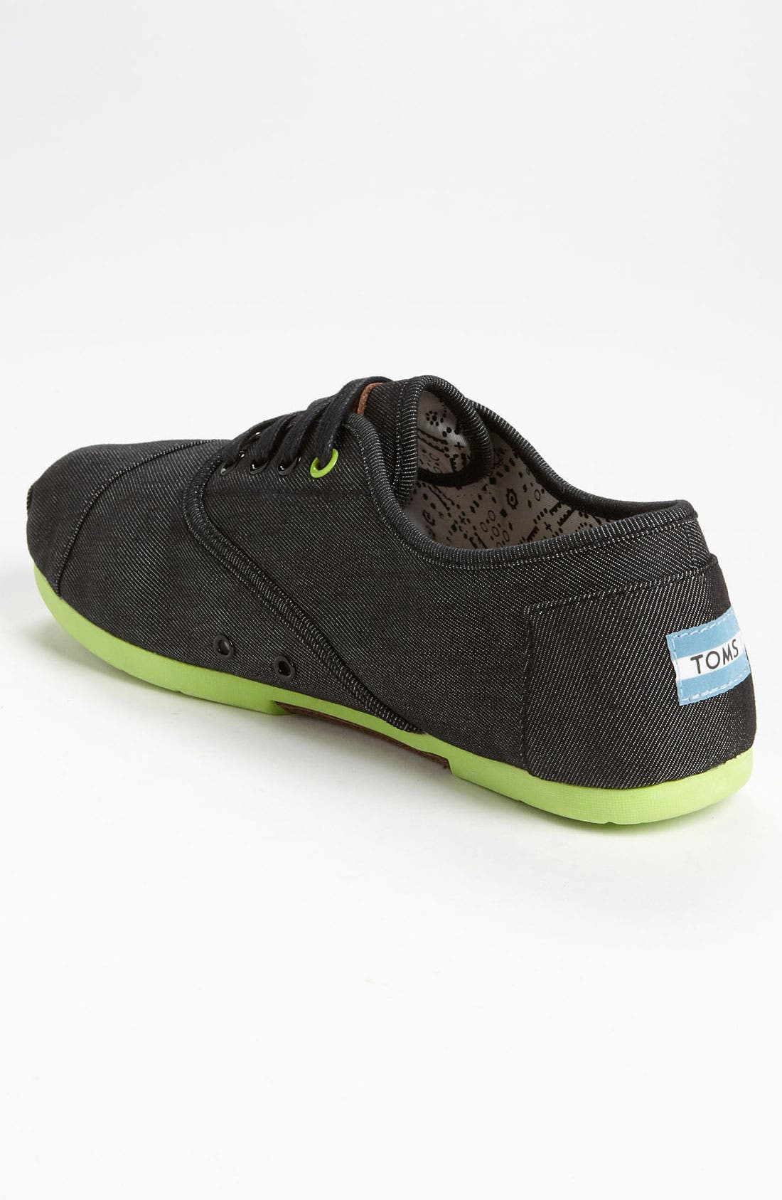 Alternate Image 2  - TOMS 'Cordones' Denim Sneaker (Men)