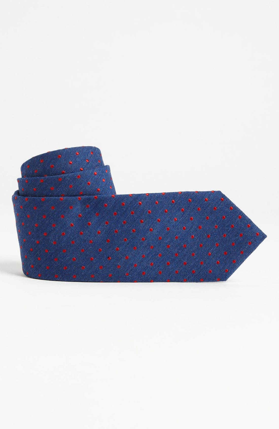 Main Image - Nordstrom Woven Tie (Big Boys)