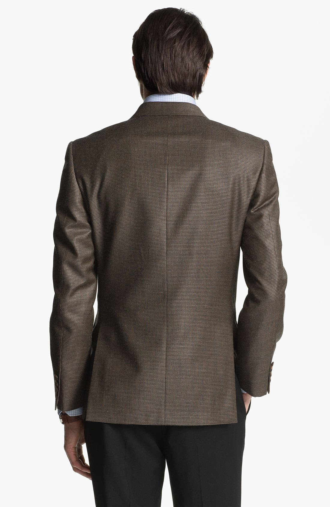 Alternate Image 2  - Joseph Abboud 'Signature Silver' Houndstooth Sportcoat