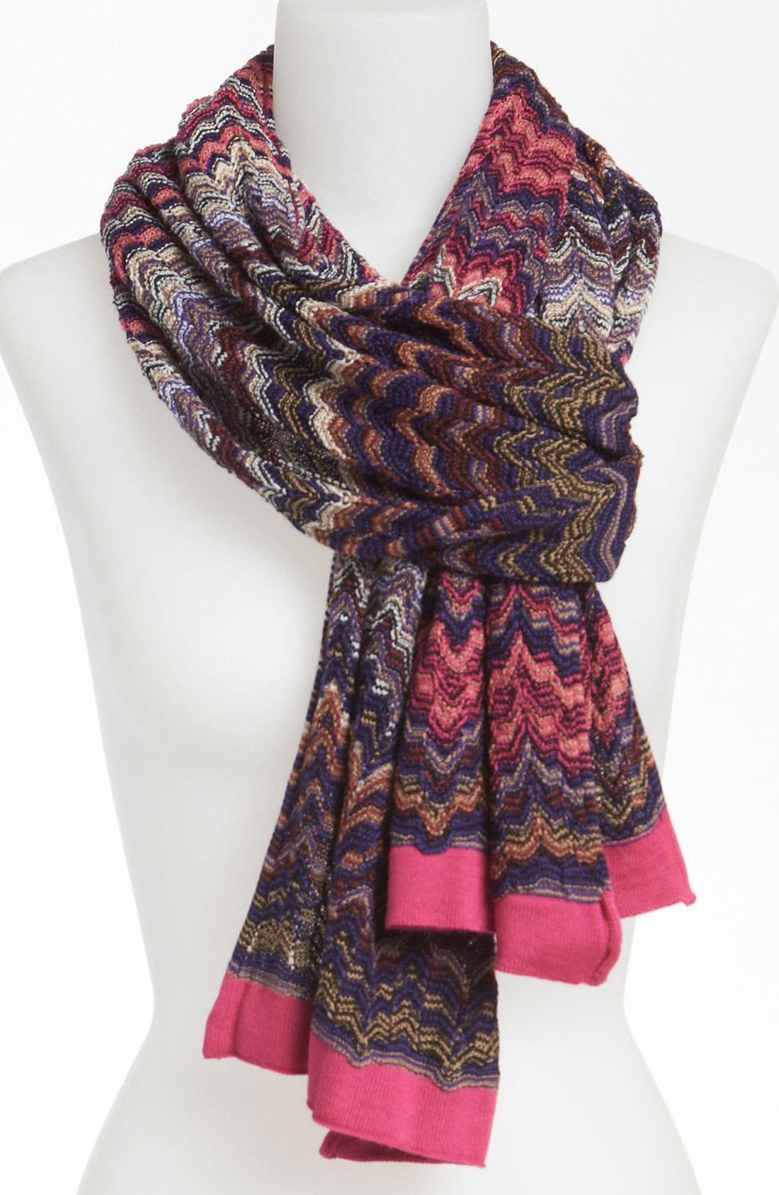 Alternate Image 1 Selected - Missoni Wool Scarf