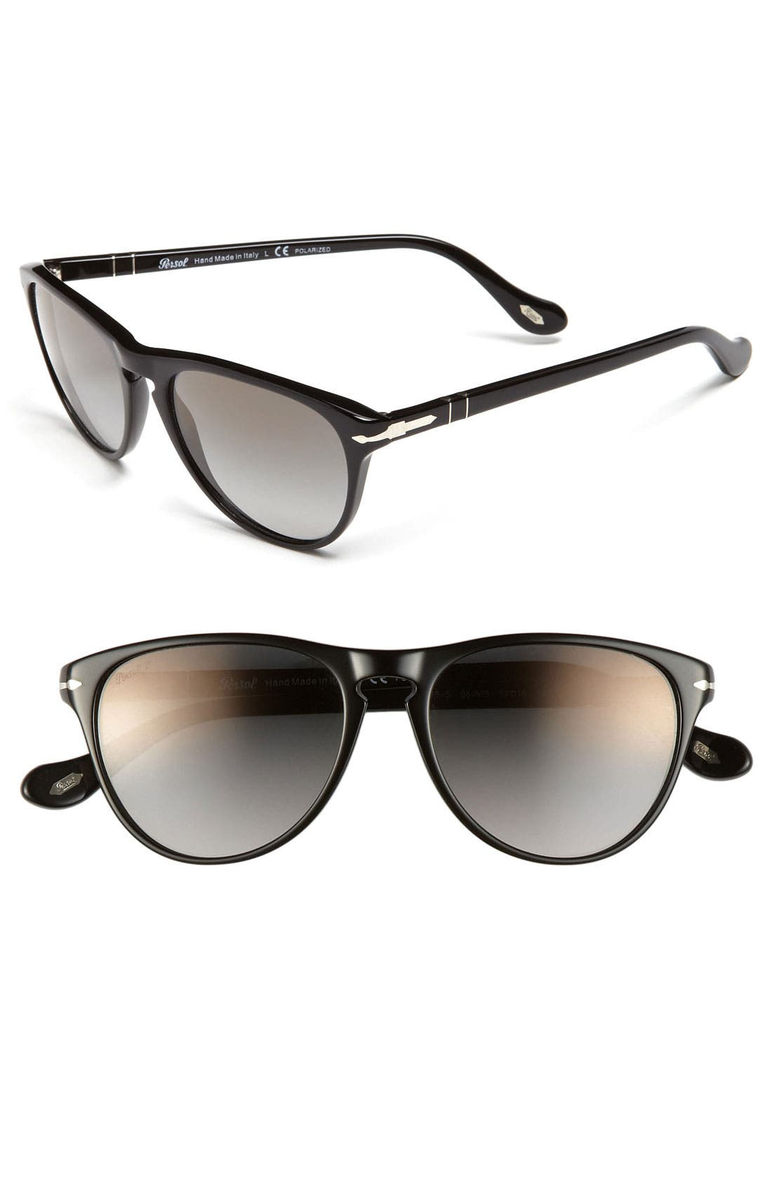 Alternate Image 1 Selected - Persol 'Suprema' 52mm Polarized Sunglasses