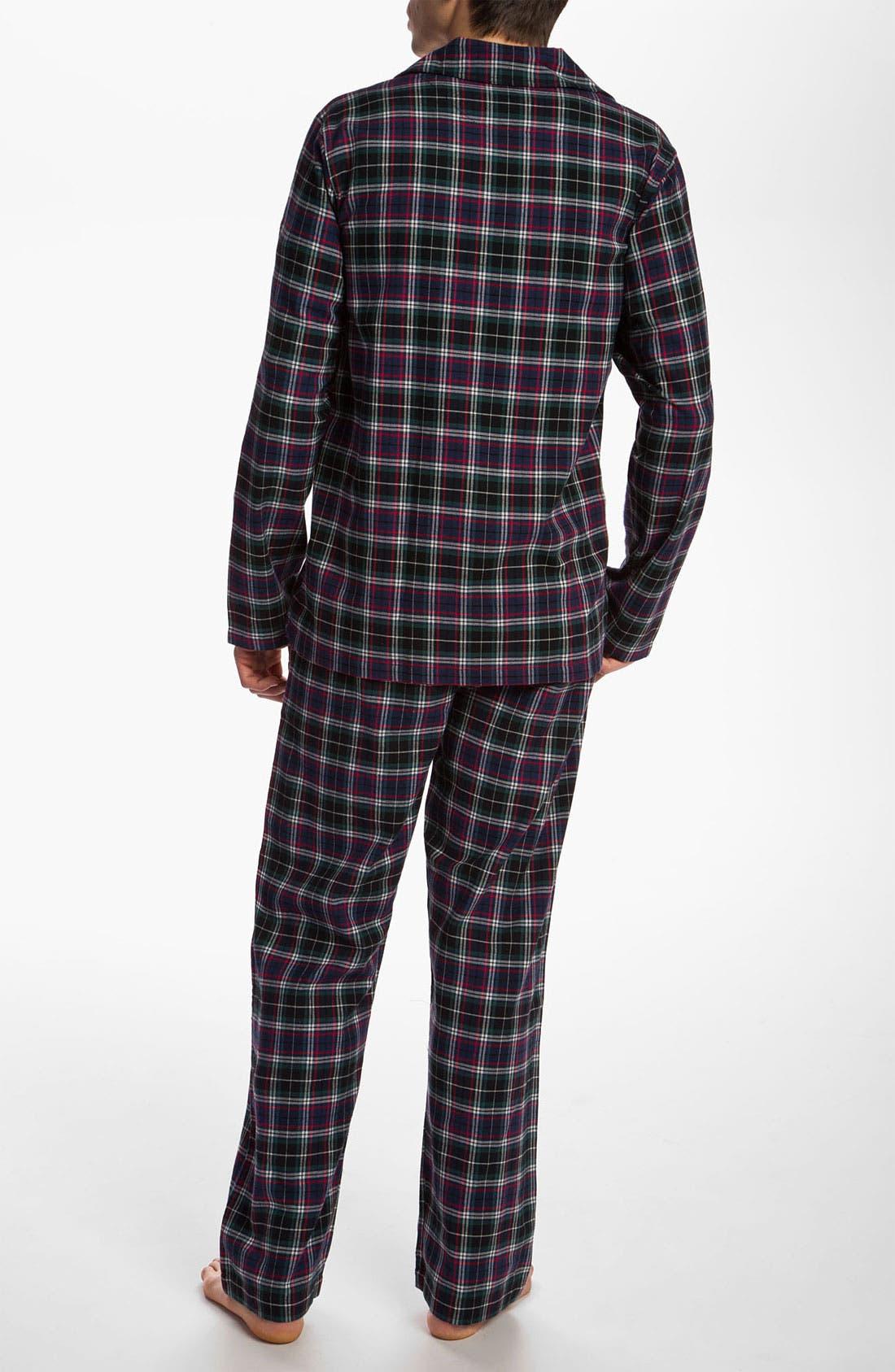 Alternate Image 2  - BOSS Black 'Innovation 3' Pajama Set