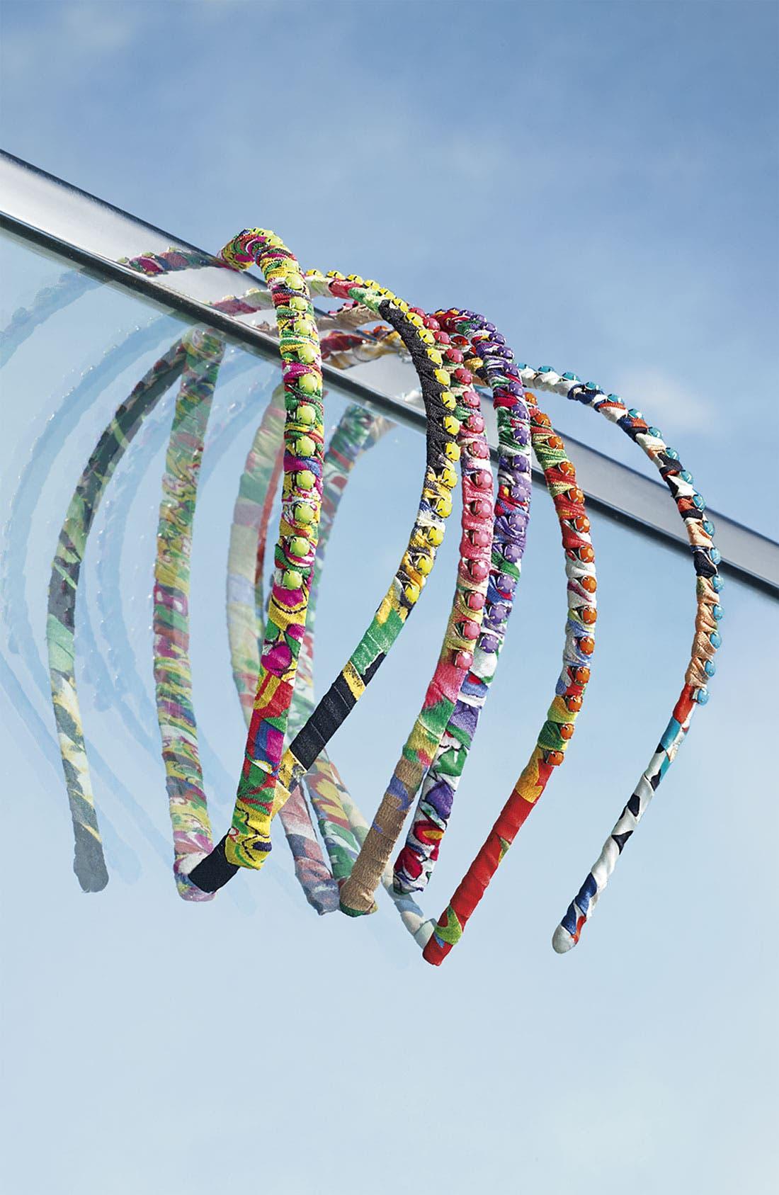 Alternate Image 2  - Tasha 'Tropical Getaways' Headband