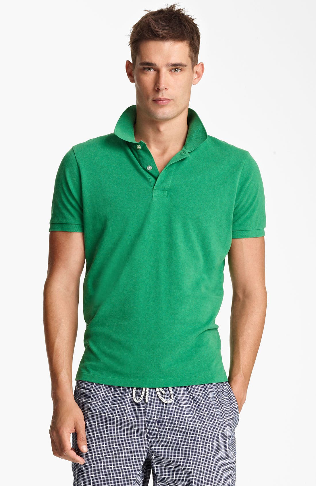 Alternate Image 1 Selected - Jack Spade 'Mercer' Polo