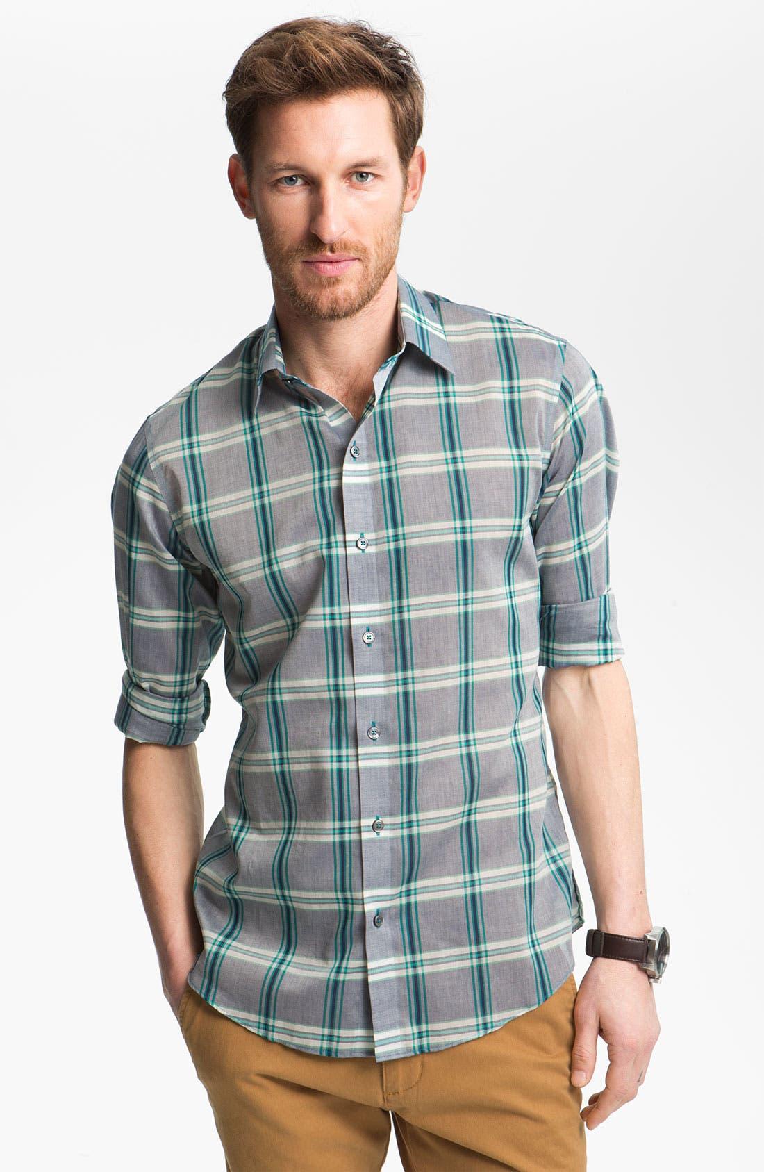 Alternate Image 1 Selected - Zachary Prell 'Deardeuff' Sport Shirt