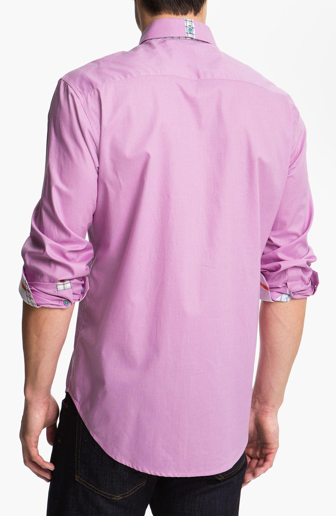 Alternate Image 3  - Robert Graham 'Bay Shore' Sport Shirt