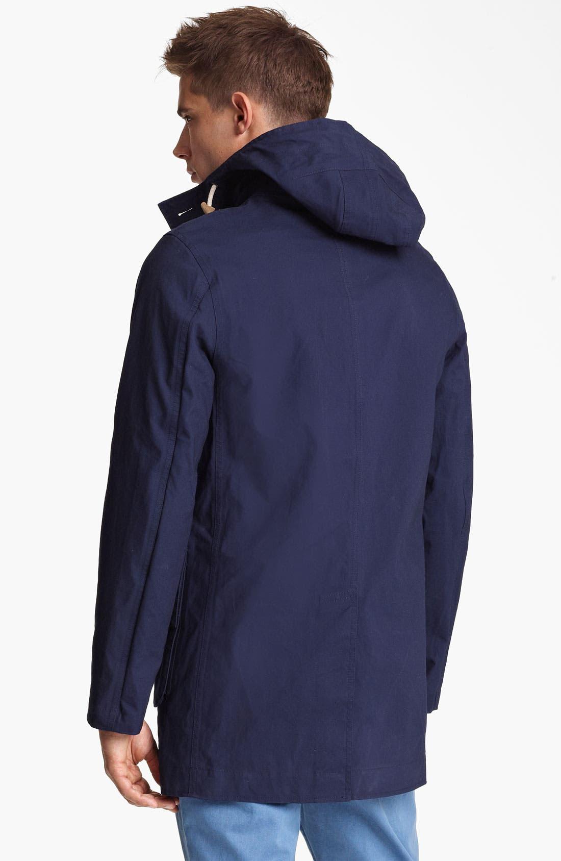 Alternate Image 2  - Jack Spade Rain Jacket
