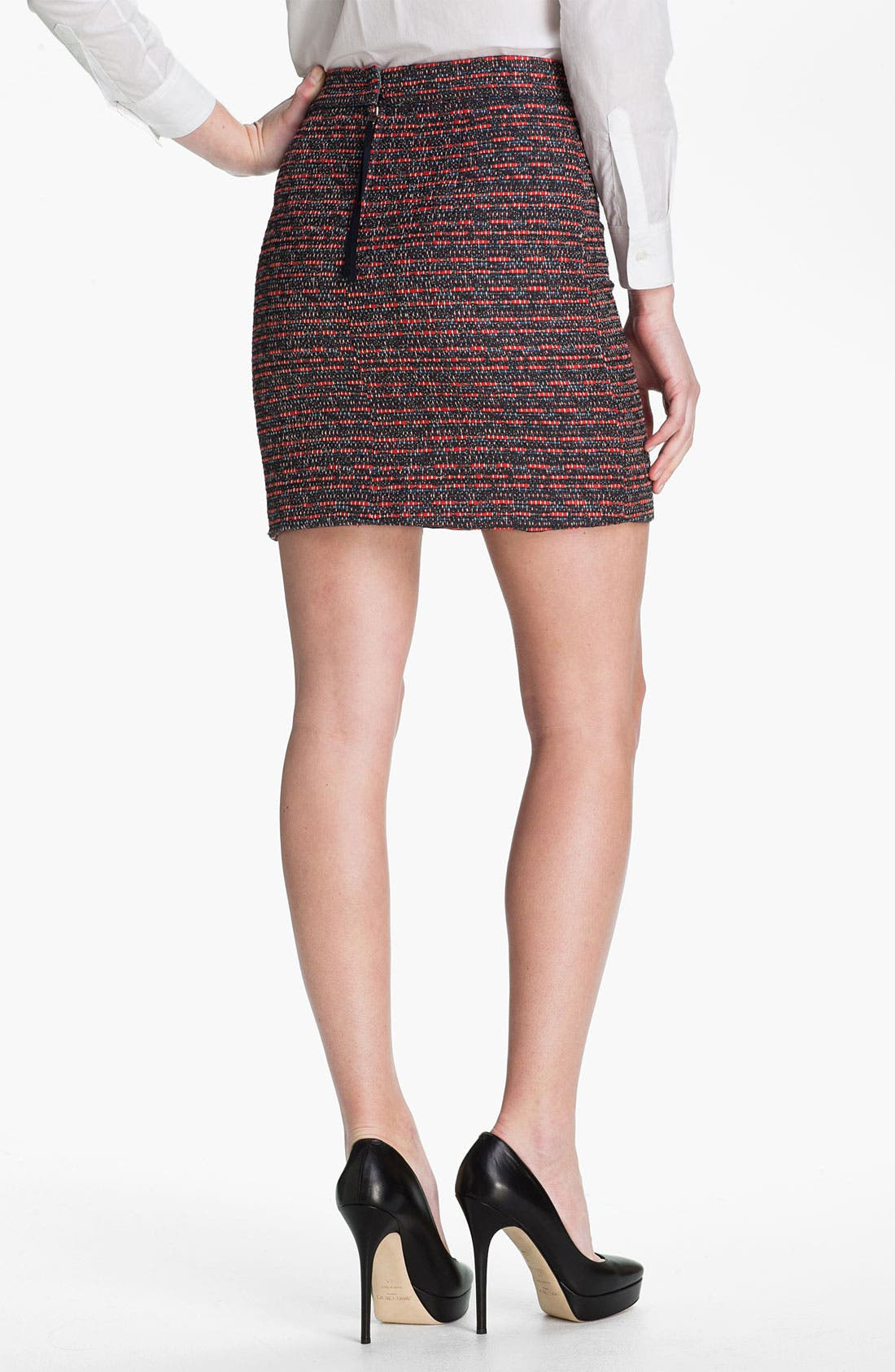 Alternate Image 2  - MARC BY MARC JACOBS 'Miranda' Tweed Skirt