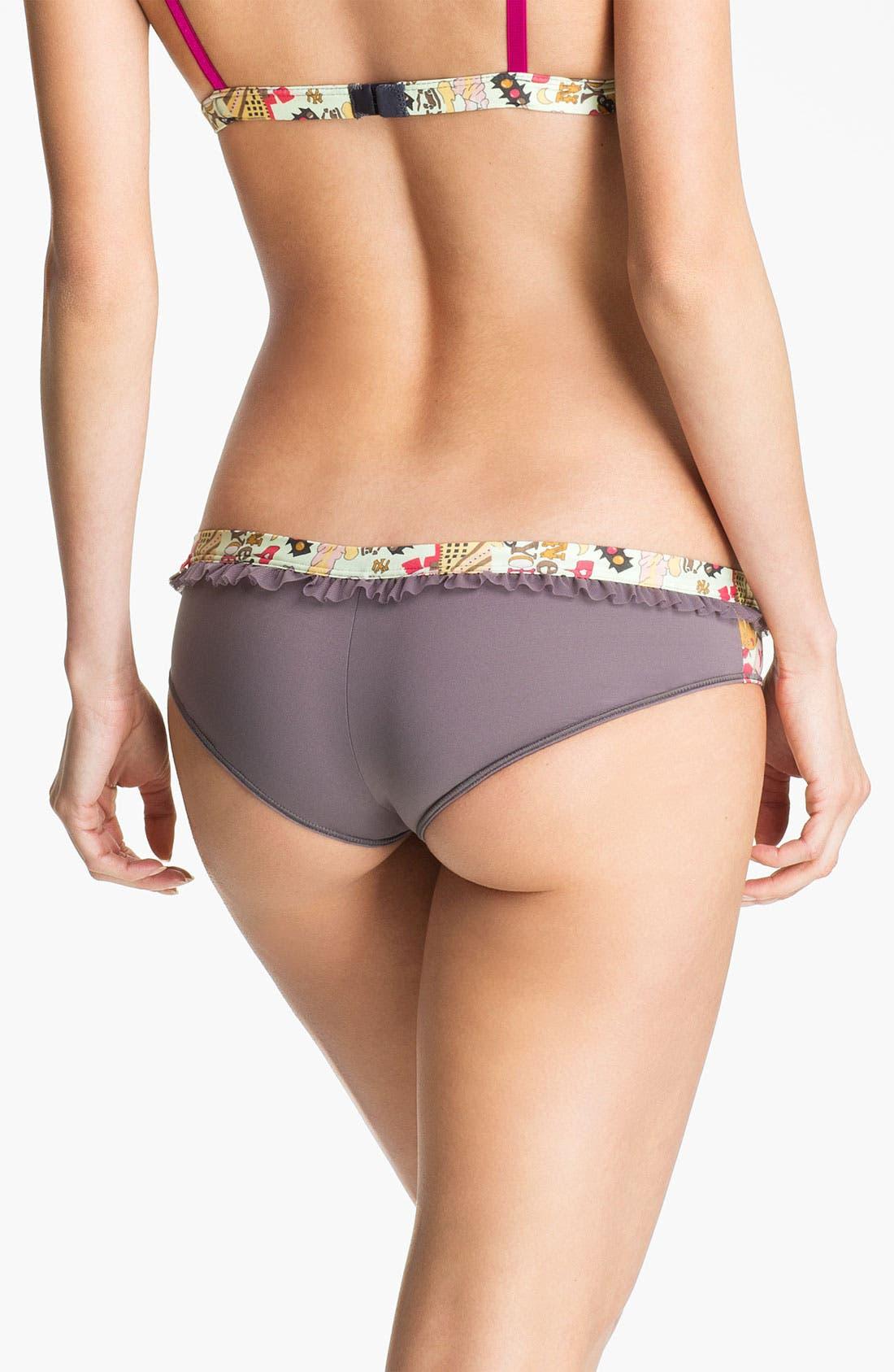 Alternate Image 2  - Maaji 'New York' Hipster Bikini