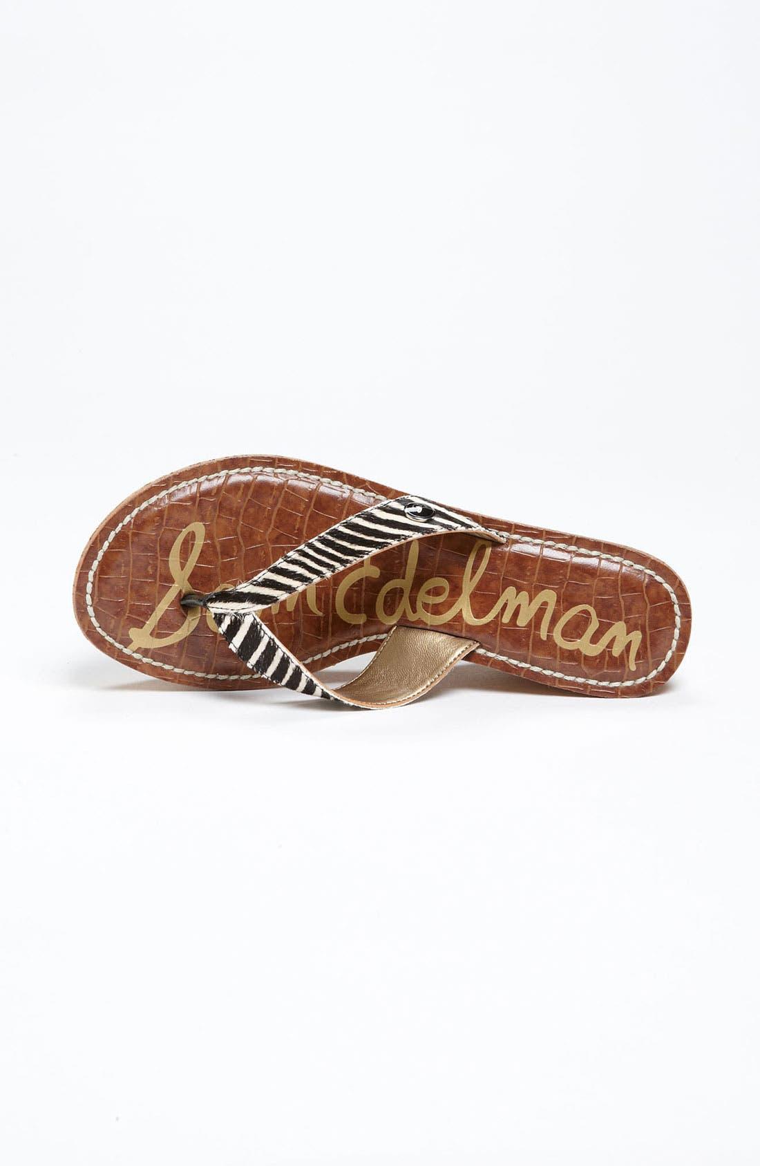 Alternate Image 3  - Sam Edelman 'Romy' Wedge Sandal