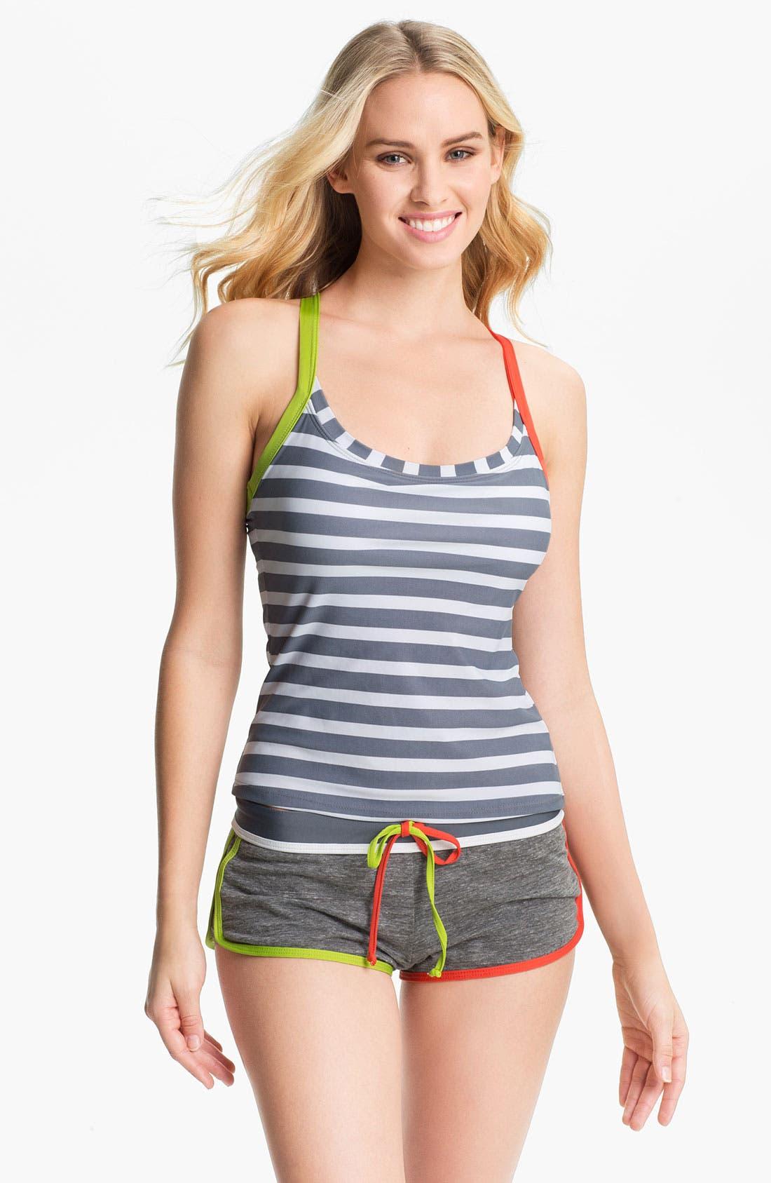Alternate Image 4  - BCA 'Covers' Shorts