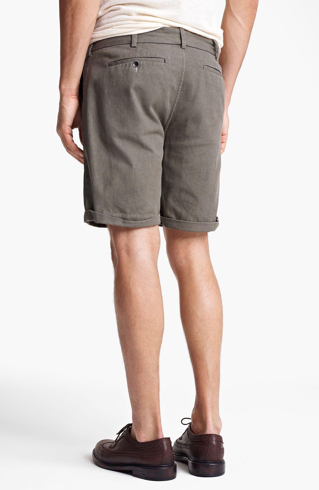 Alternate Image 2  - Rogan 'Narkeeta' Cuffed Shorts