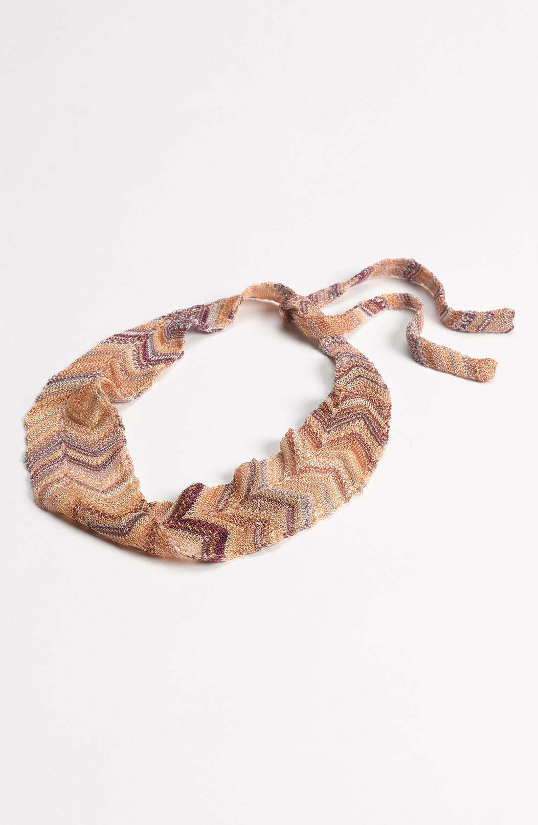 Alternate Image 1 Selected - Missoni Zigzag Head Wrap
