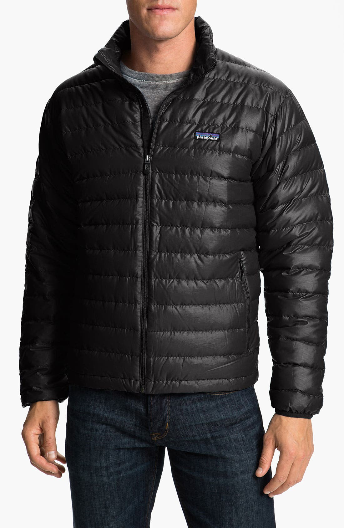 Main Image - Patagonia '800 Power Fill Down Sweater' Jacket