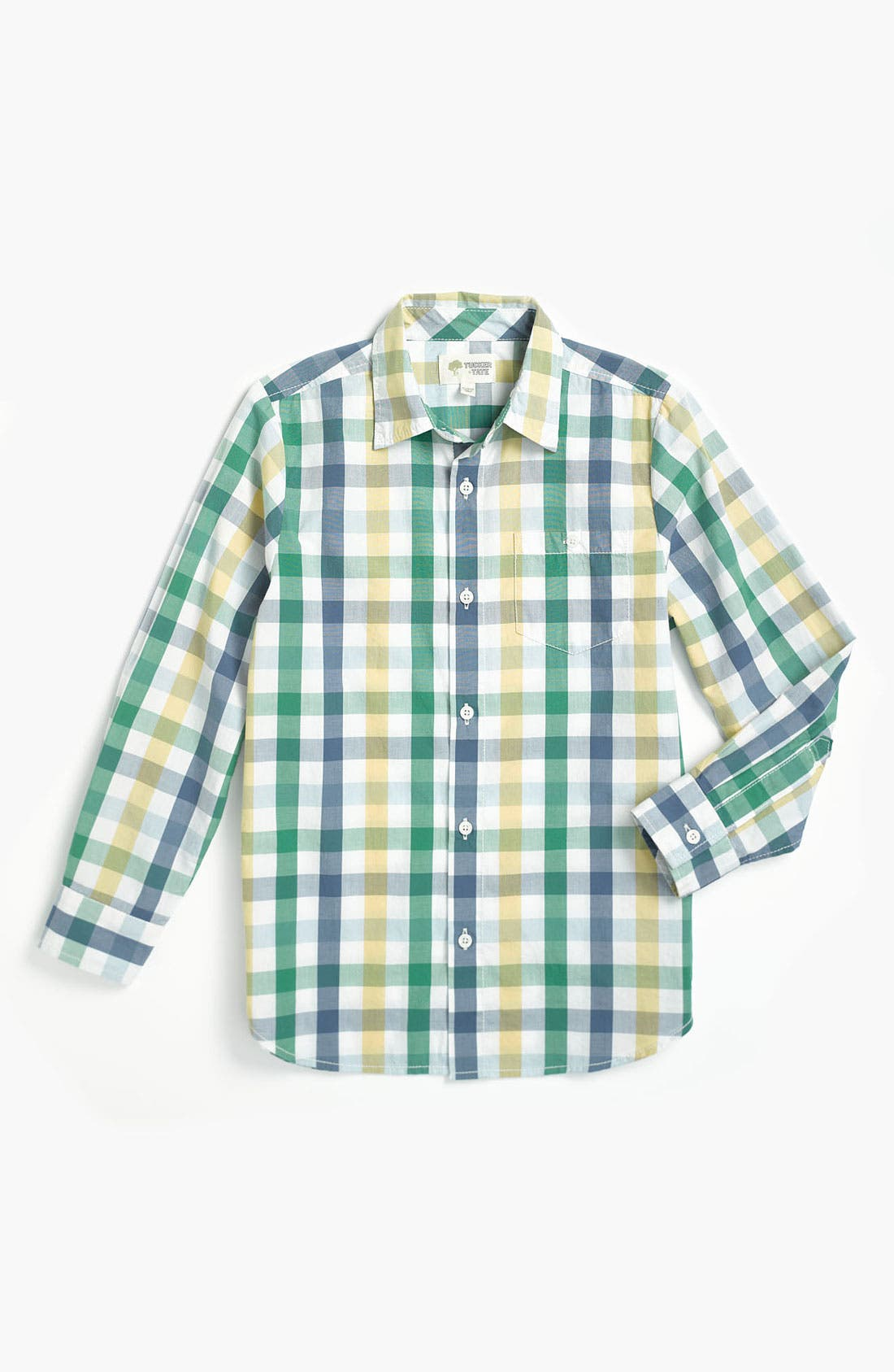 Main Image - Tucker + Tate 'Allister' Poplin Shirt (Big Boys)