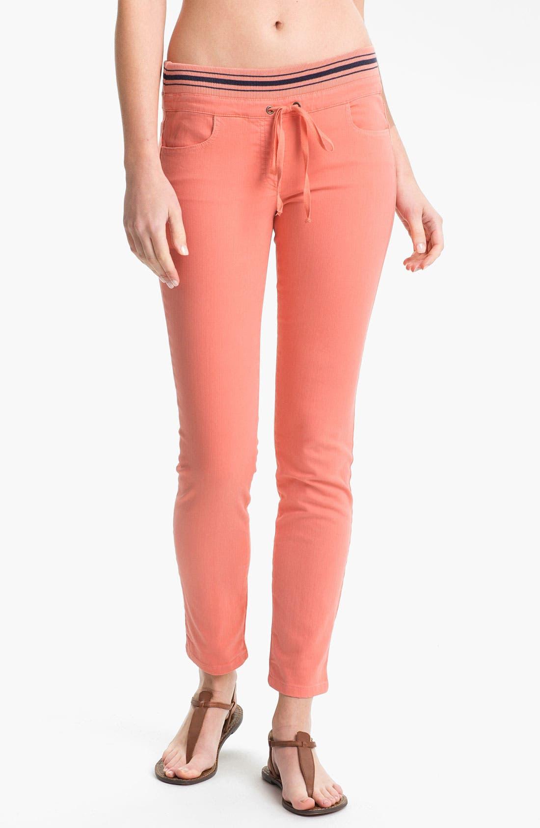 Alternate Image 1 Selected - Splendid 'Beachwood' Tapered Pants