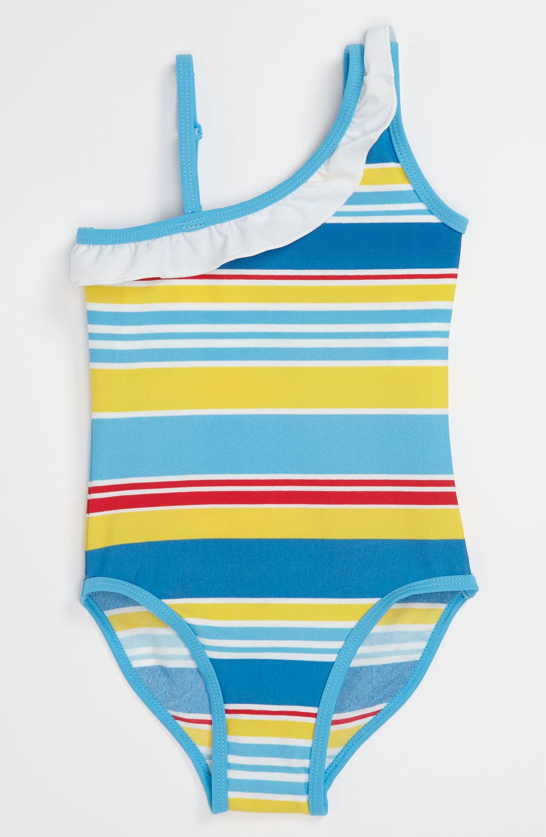 Alternate Image 1 Selected - Pumpkin Patch One Piece Swimsuit (Toddler)