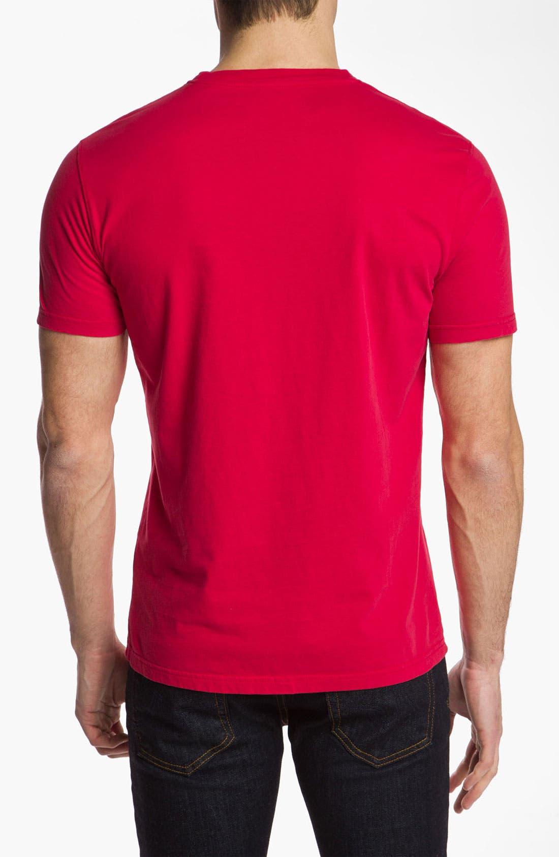 Alternate Image 2  - Sundek 'California' T-Shirt (Online Only)