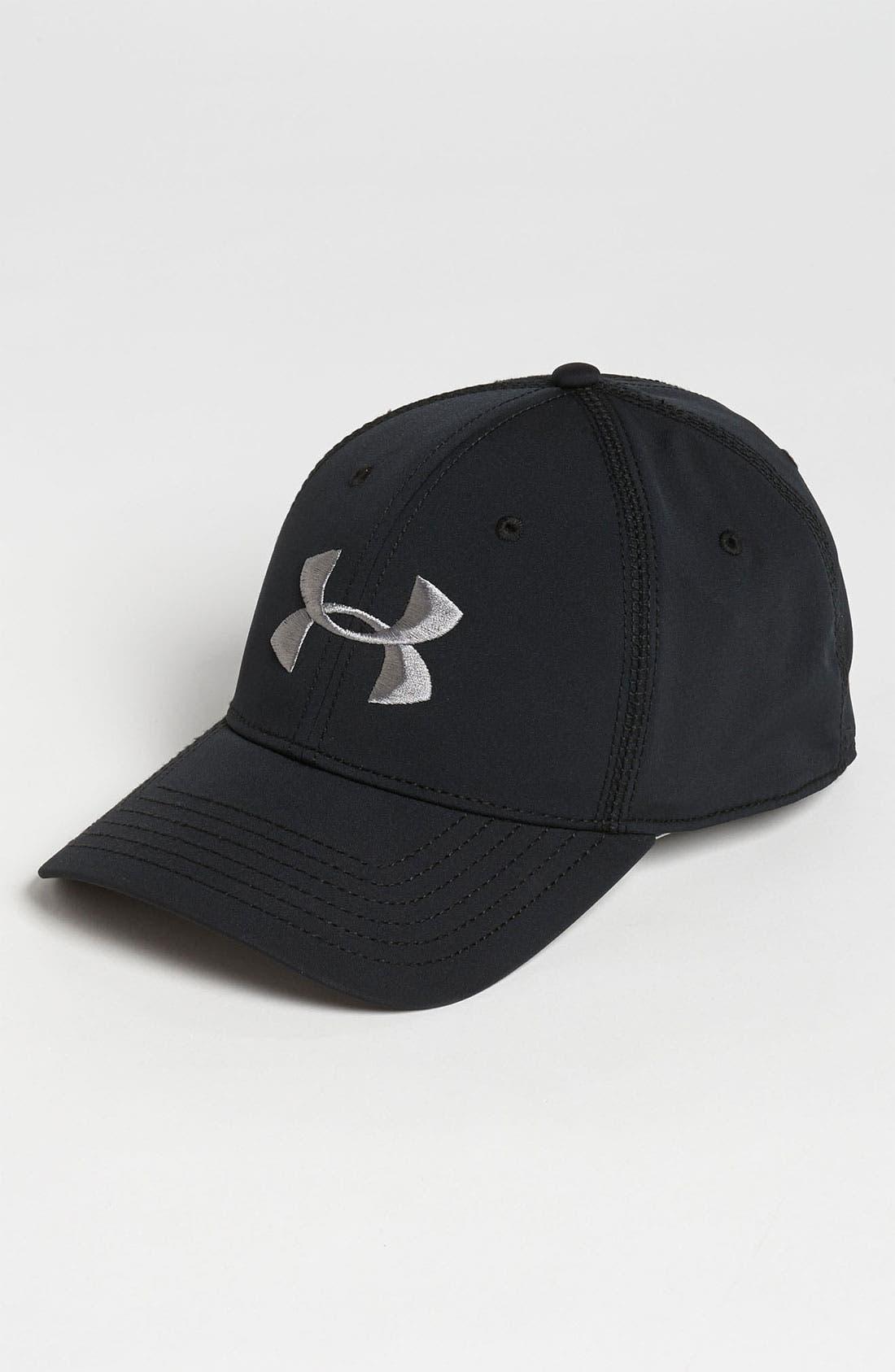 Alternate Image 1 Selected - Under Armour 'Huddle' Baseball Cap