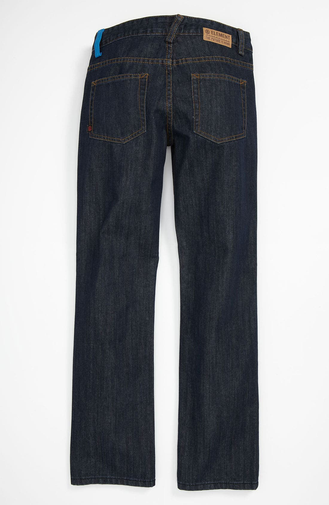 Alternate Image 1 Selected - Element 'Wyatt' Straight Leg Jeans (Big Boys)