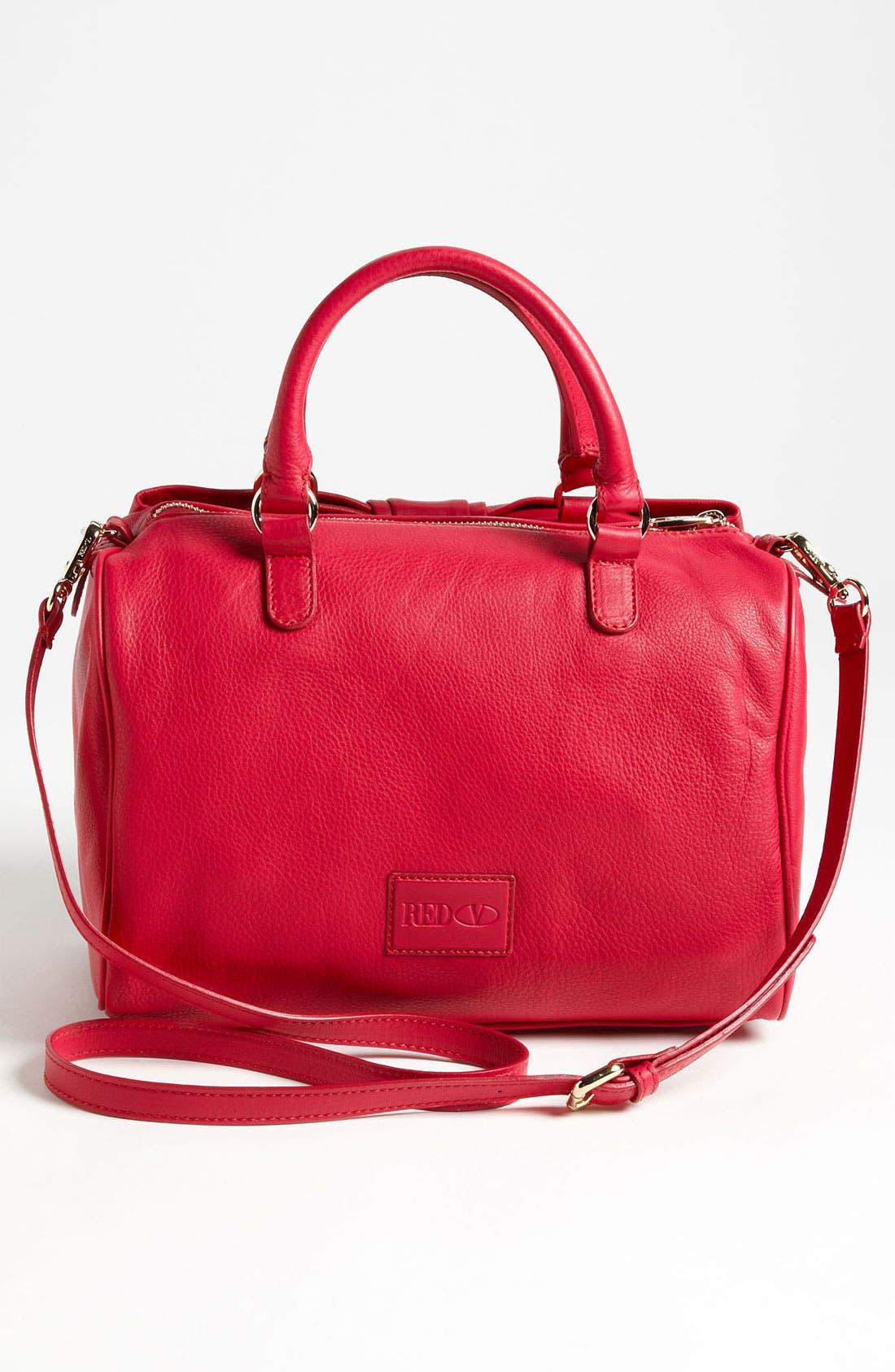 Alternate Image 3  - RED Valentino 'Bow' Boston Bag