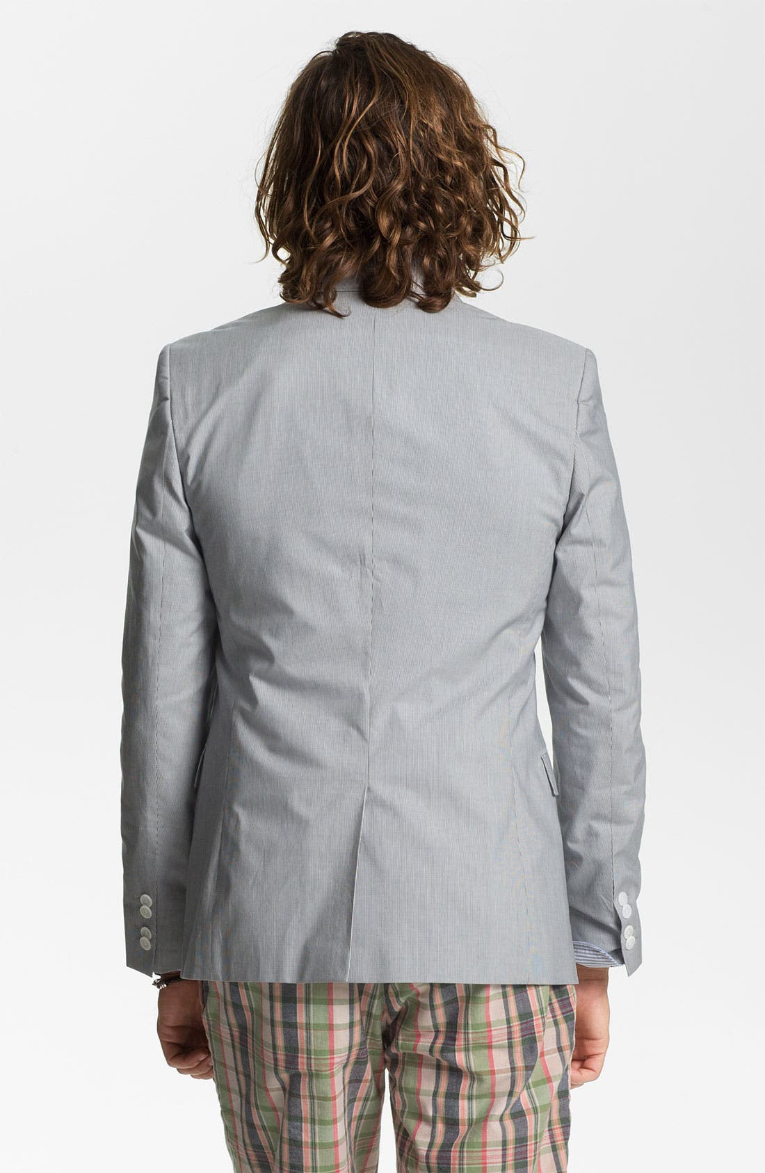 Alternate Image 2  - HUGO 'Aeris' Trim Fit Blazer (Online Only)