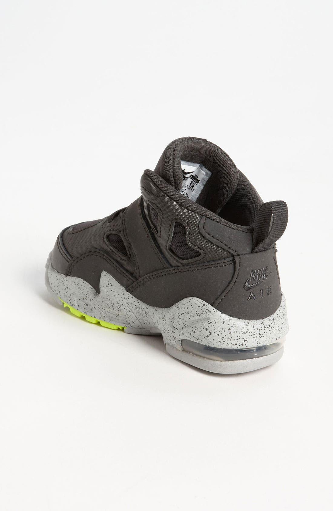 Alternate Image 2  - Nike 'Air Max Express' Sneaker (Baby, Walker & Toddler)