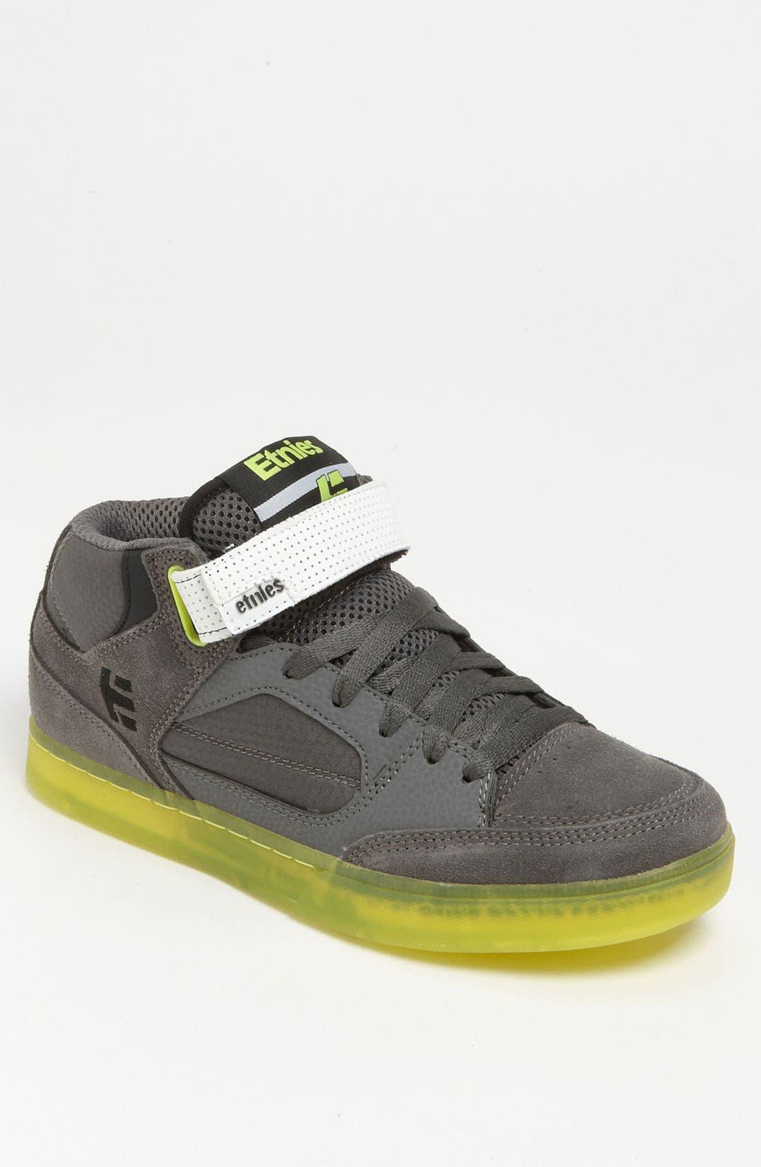 Alternate Image 1 Selected - Etnies 'Number Mid' Skate Shoe (Men)