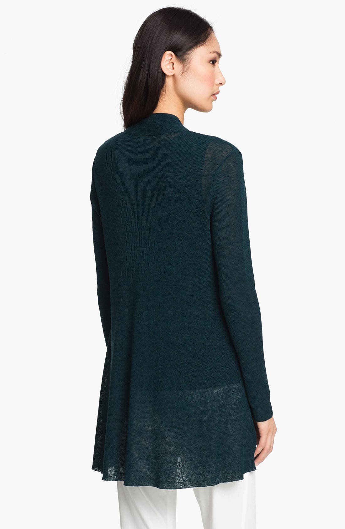 Alternate Image 2  - Eileen Fisher Flutter Cardigan (Online Exclusive)