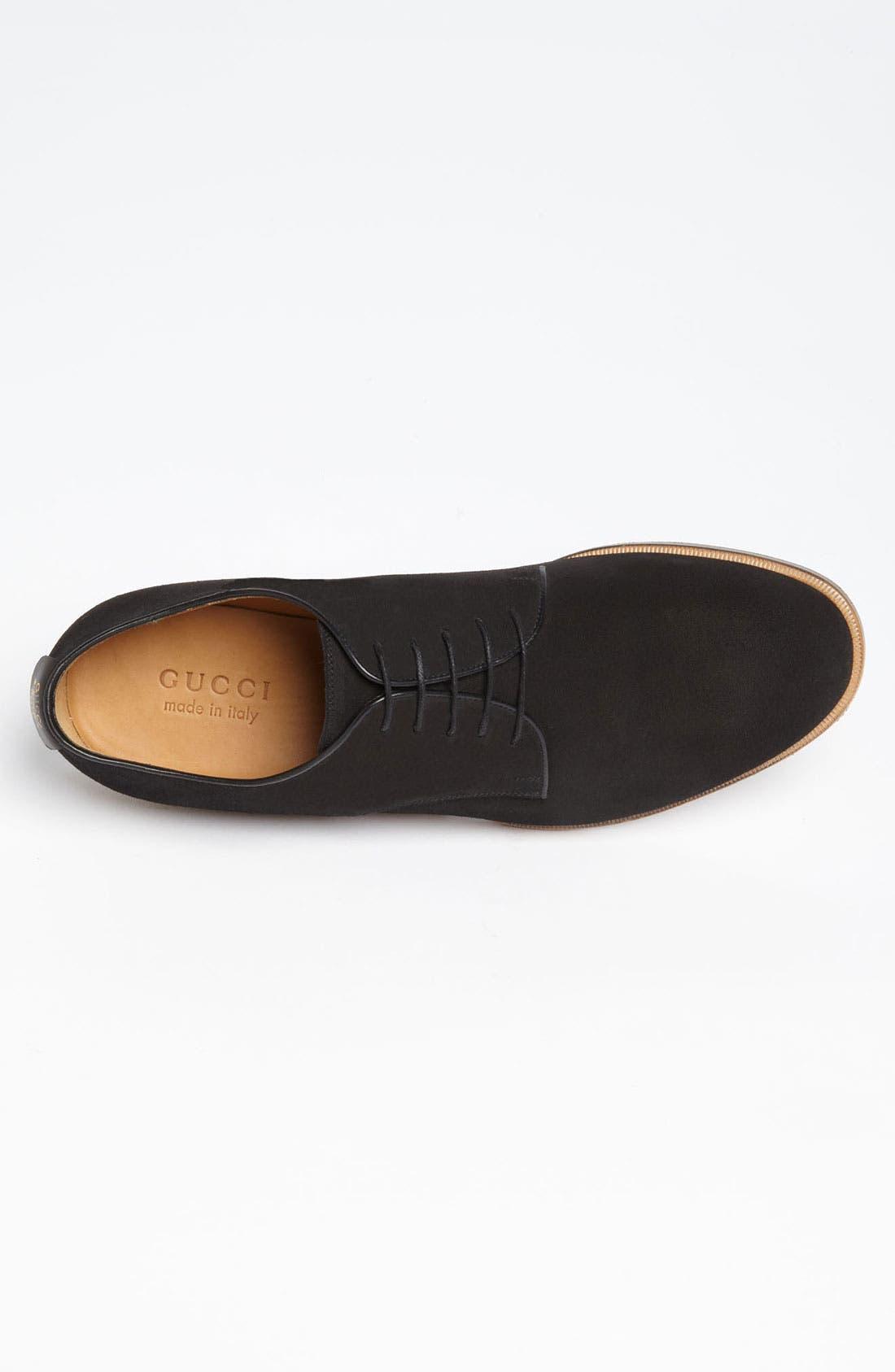 Alternate Image 3  - Gucci 'Clerck' Buck Shoe