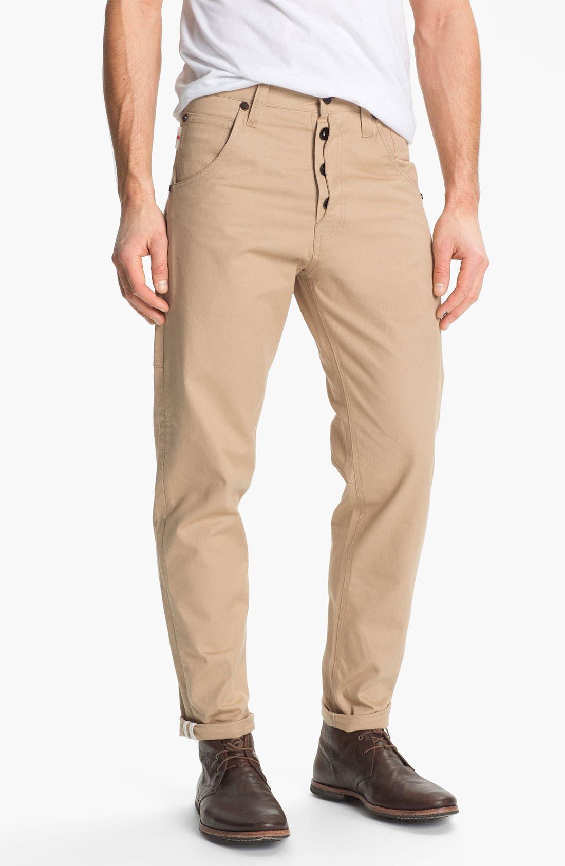 Alternate Image 2  - Marshall Artist Cotton Twill Workshop Pants