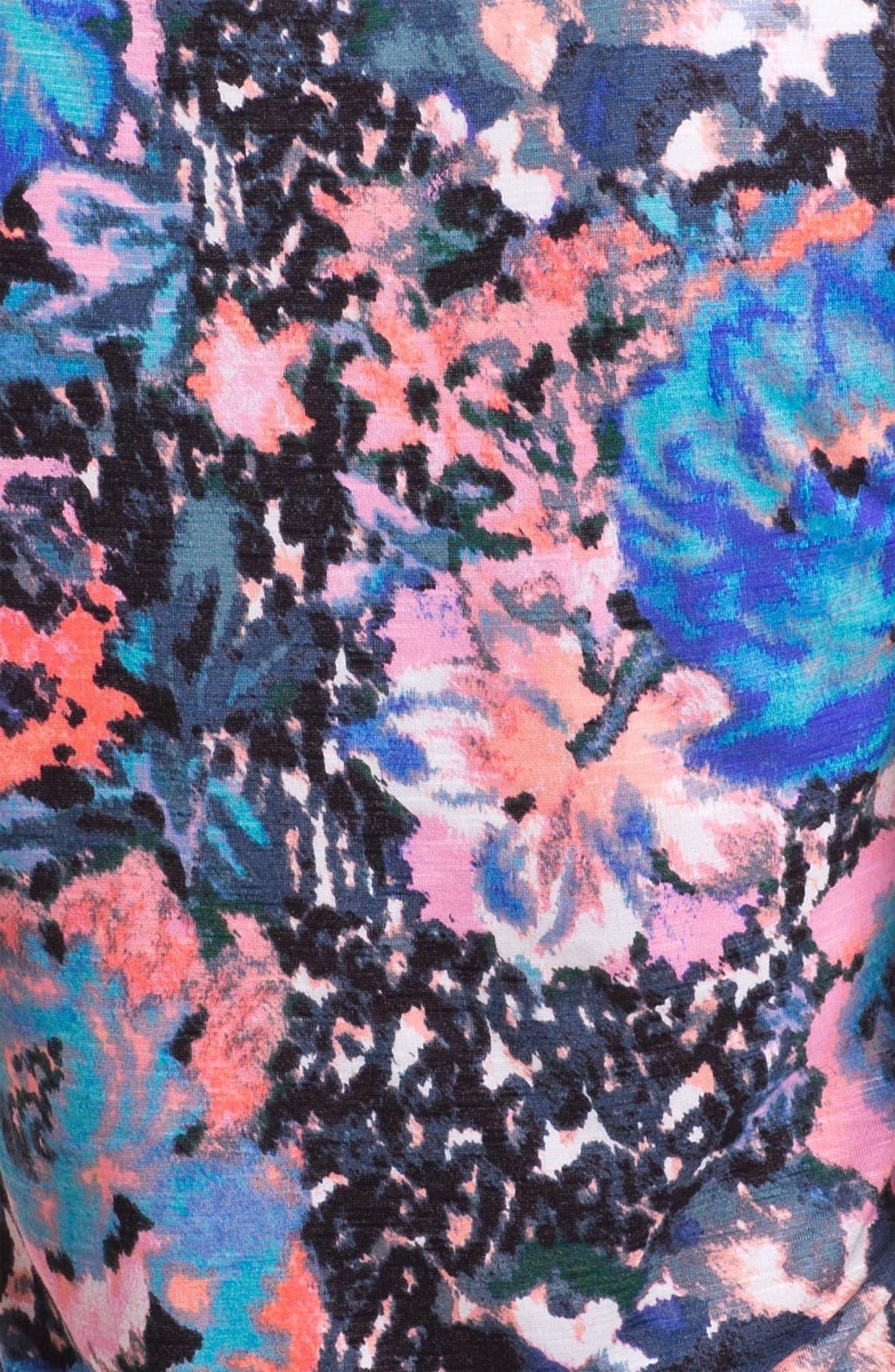 Alternate Image 3  - Nic + Zoe 'Nocturnal Garden' Sleeveless Top